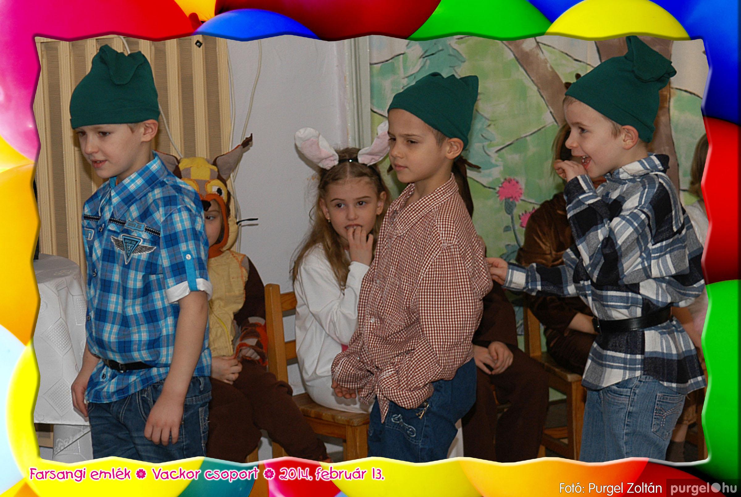 2014.02.13. 122 Kurca-parti Óvoda farsang 2014. - Vackor csoport - Fotó:PURGEL ZOLTÁN© 314.jpg