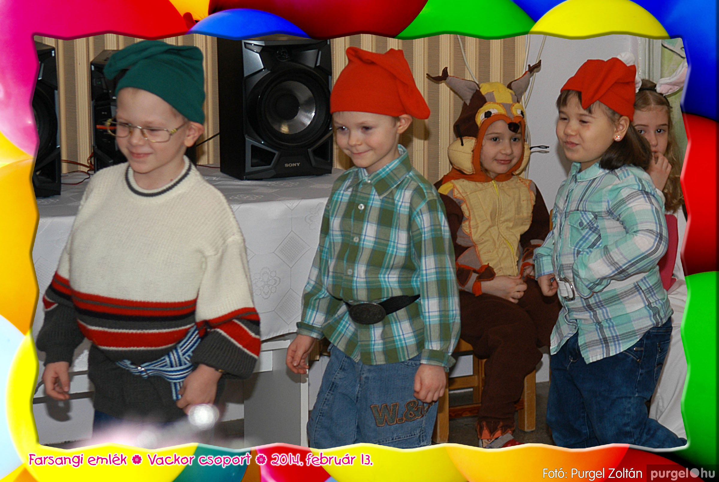 2014.02.13. 121 Kurca-parti Óvoda farsang 2014. - Vackor csoport - Fotó:PURGEL ZOLTÁN© 313.jpg