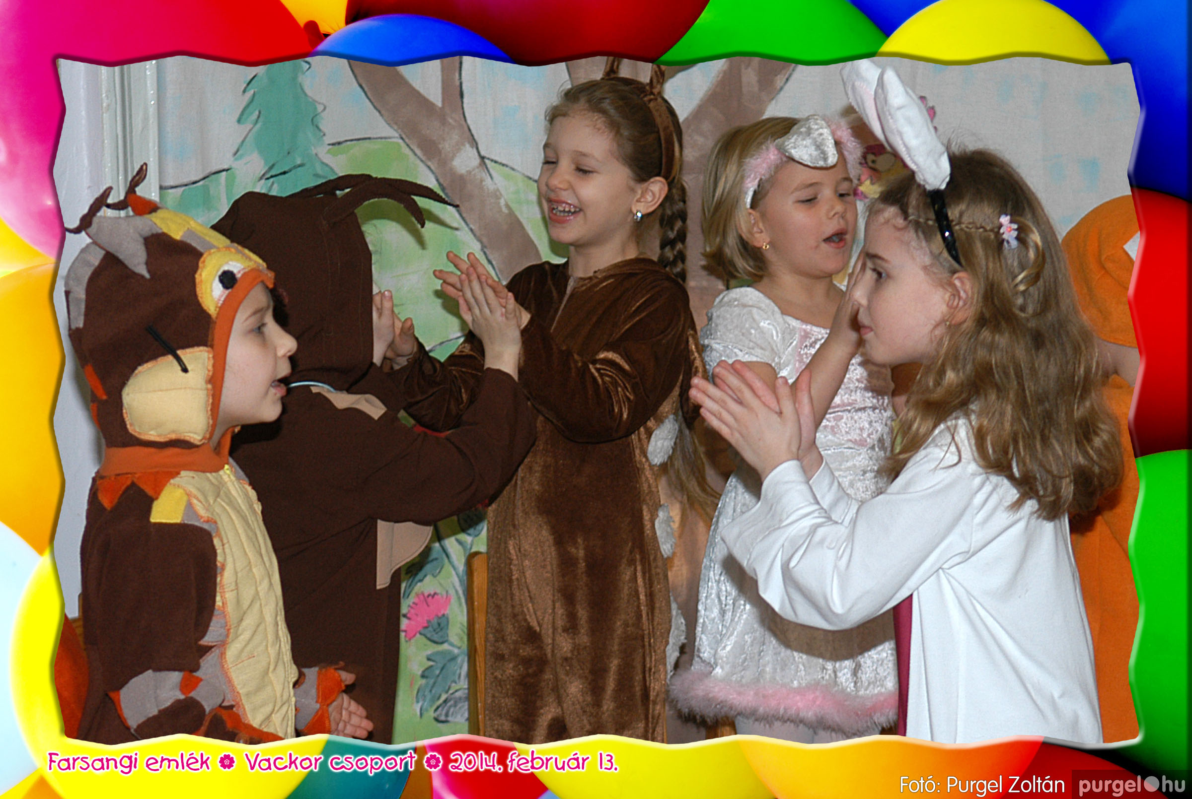 2014.02.13. 112 Kurca-parti Óvoda farsang 2014. - Vackor csoport - Fotó:PURGEL ZOLTÁN© 304.jpg
