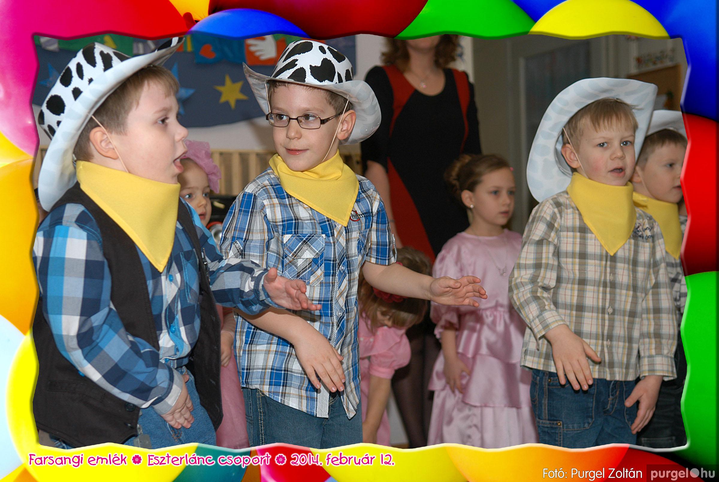 2014.02.12. 091 Kurca-parti Óvoda farsang 2014. - Eszterlánc csoport - Fotó:PURGEL ZOLTÁN© 119.jpg