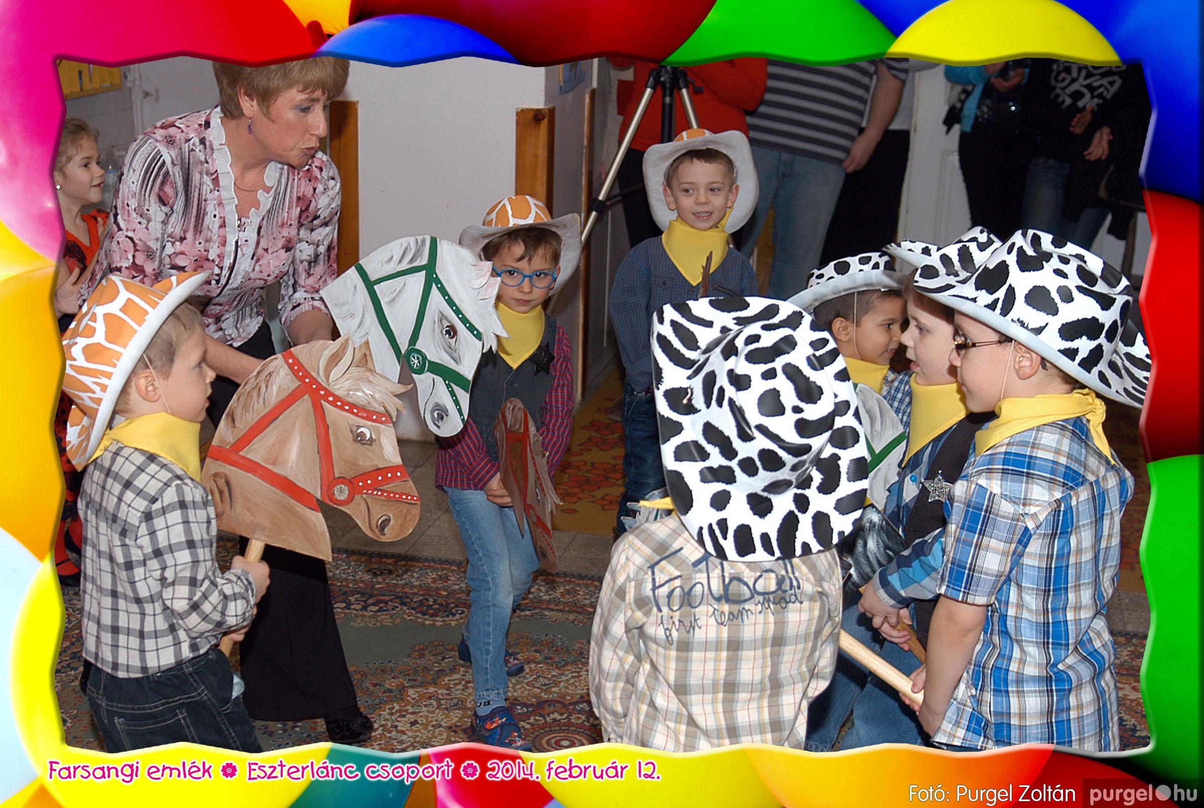 2014.02.12. 083 Kurca-parti Óvoda farsang 2014. - Eszterlánc csoport - Fotó:PURGEL ZOLTÁN© 111.jpg