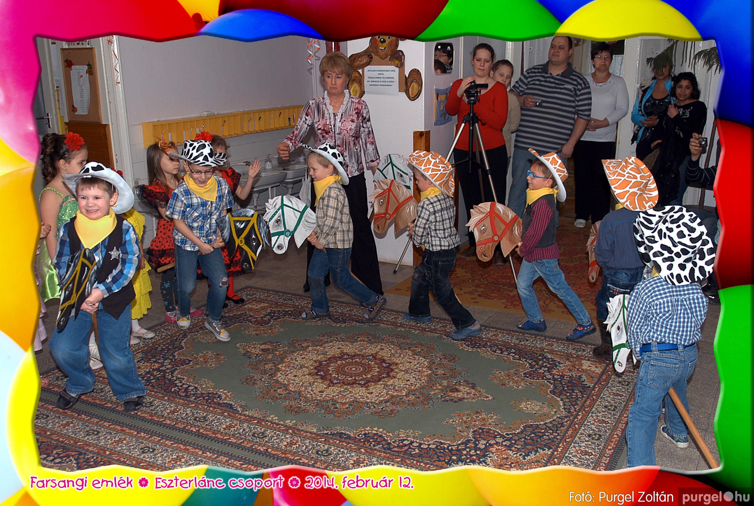 2014.02.12. 082 Kurca-parti Óvoda farsang 2014. - Eszterlánc csoport - Fotó:PURGEL ZOLTÁN© 110.jpg