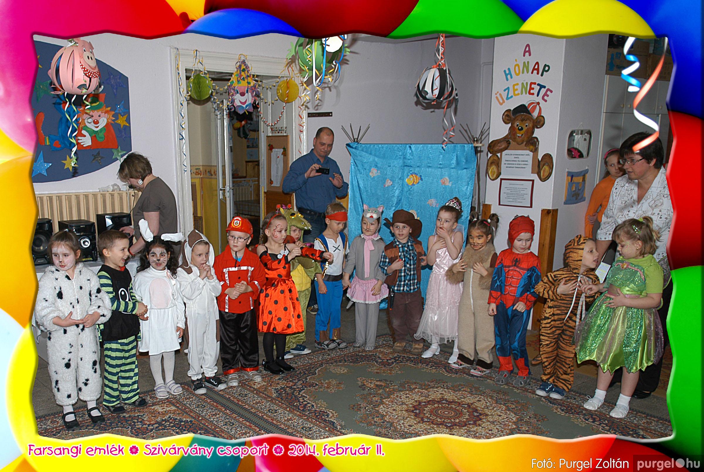 2014.02.11. 069 Kurca-parti Óvoda farsang 2014. - Szivárvány csoport - Fotó:PURGEL ZOLTÁN© 633.jpg