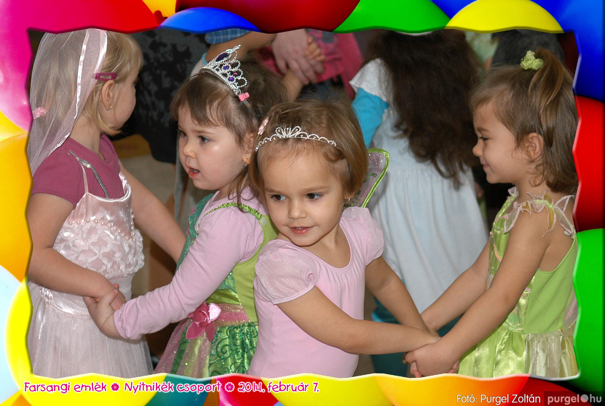 2014.02.07. 035 Kurca-parti Óvoda farsang 2014. - Nyitnikék csoport - Fotó:PURGEL ZOLTÁN© 535.jpg