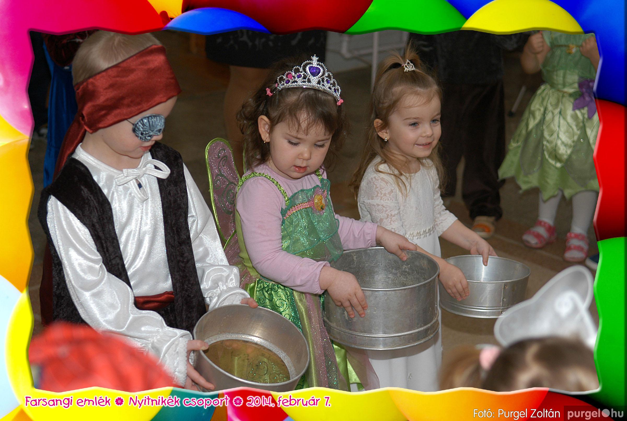 2014.02.07. 019 Kurca-parti Óvoda farsang 2014. - Nyitnikék csoport - Fotó:PURGEL ZOLTÁN© 519.jpg