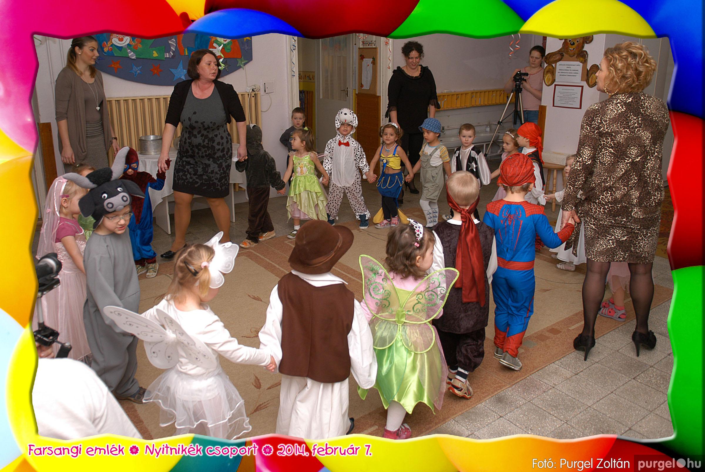 2014.02.07. 016 Kurca-parti Óvoda farsang 2014. - Nyitnikék csoport - Fotó:PURGEL ZOLTÁN© 516.jpg