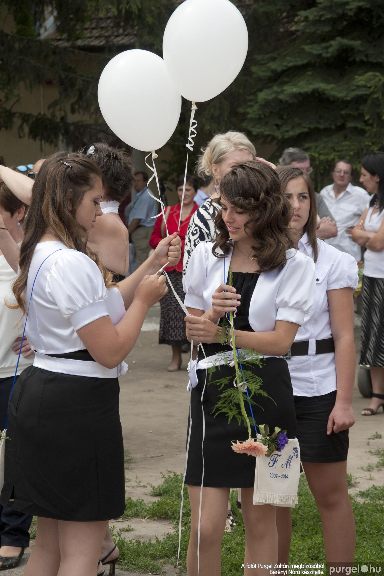 2014.06.14. 341 Forray Máté Általános Iskola ballagás 2014. - Fotó:BERÉNYI NÓRA© _MG_6076