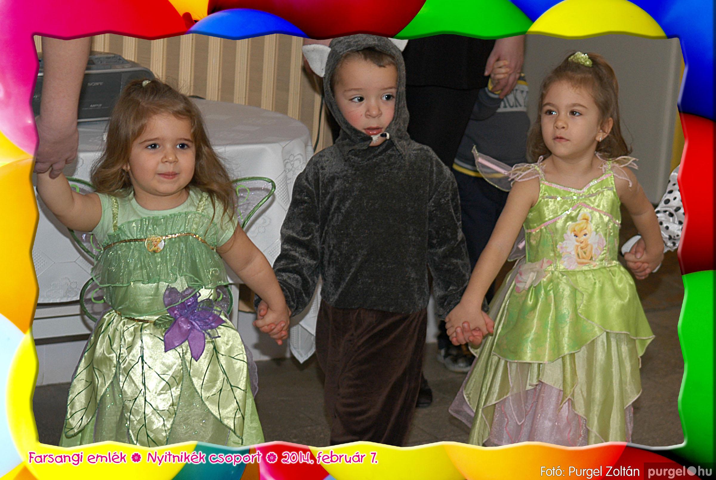 2014.02.07. 004 Kurca-parti Óvoda farsang 2014. - Nyitnikék csoport - Fotó:PURGEL ZOLTÁN© 504.jpg