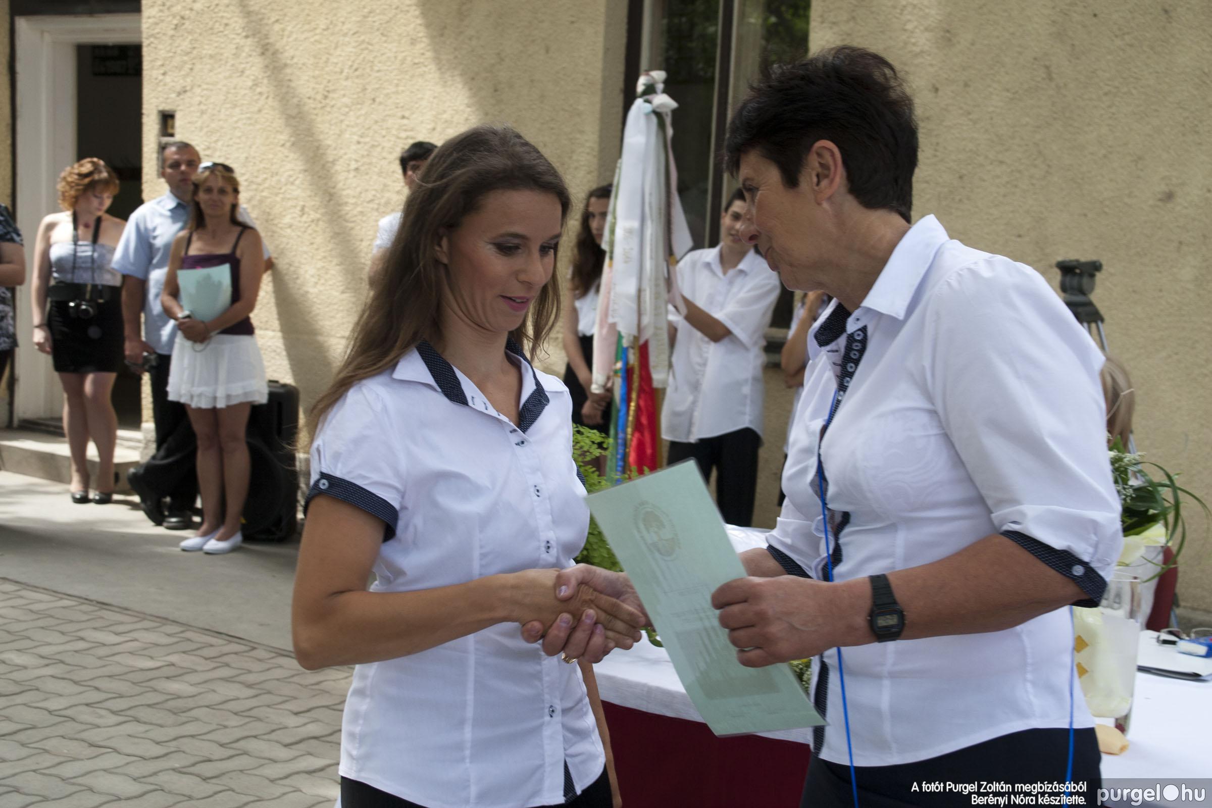 2014.06.14. 290 Forray Máté Általános Iskola ballagás 2014. - Fotó:BERÉNYI NÓRA© _MG_5999