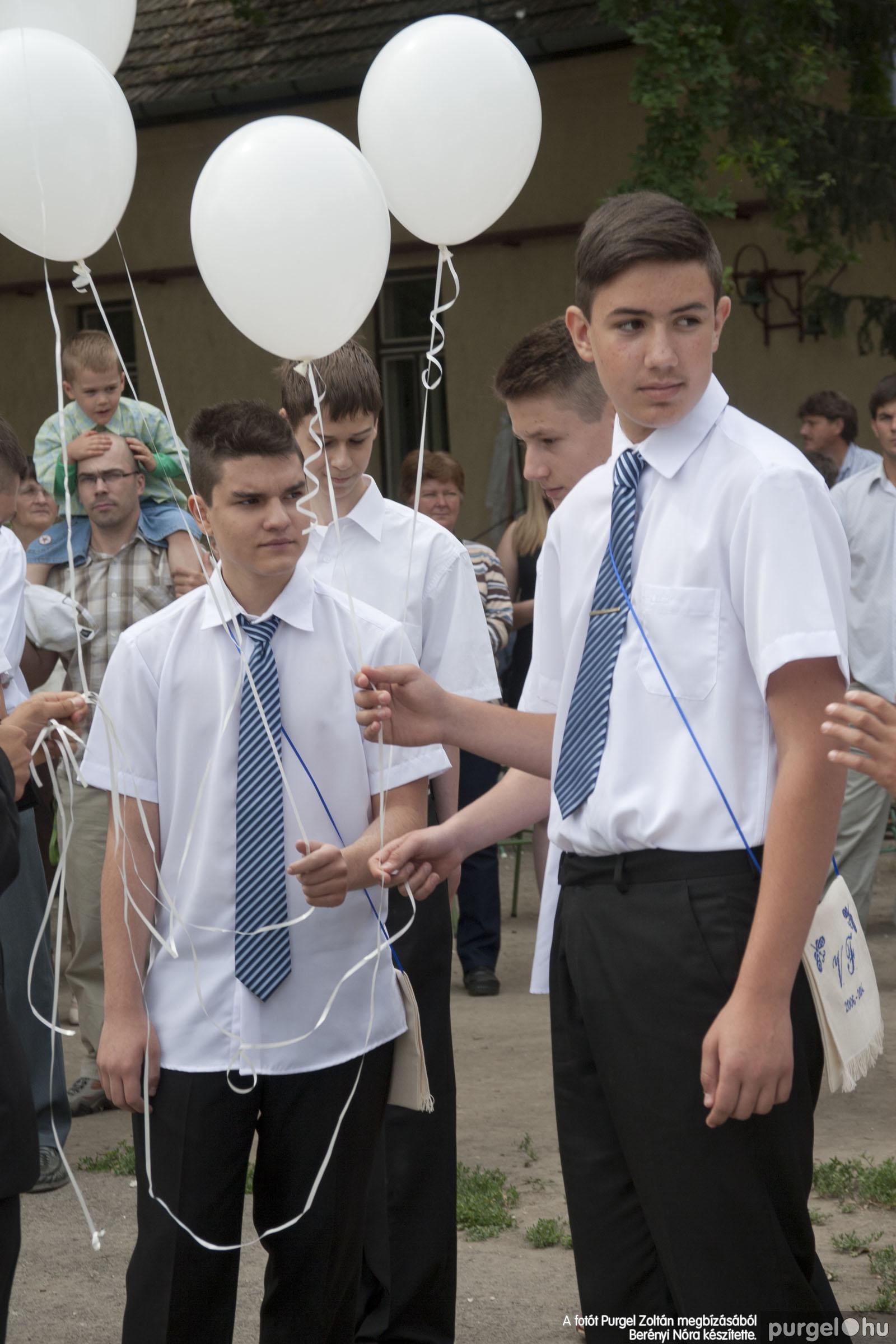 2014.06.14. 345 Forray Máté Általános Iskola ballagás 2014. - Fotó:BERÉNYI NÓRA© _MG_6081