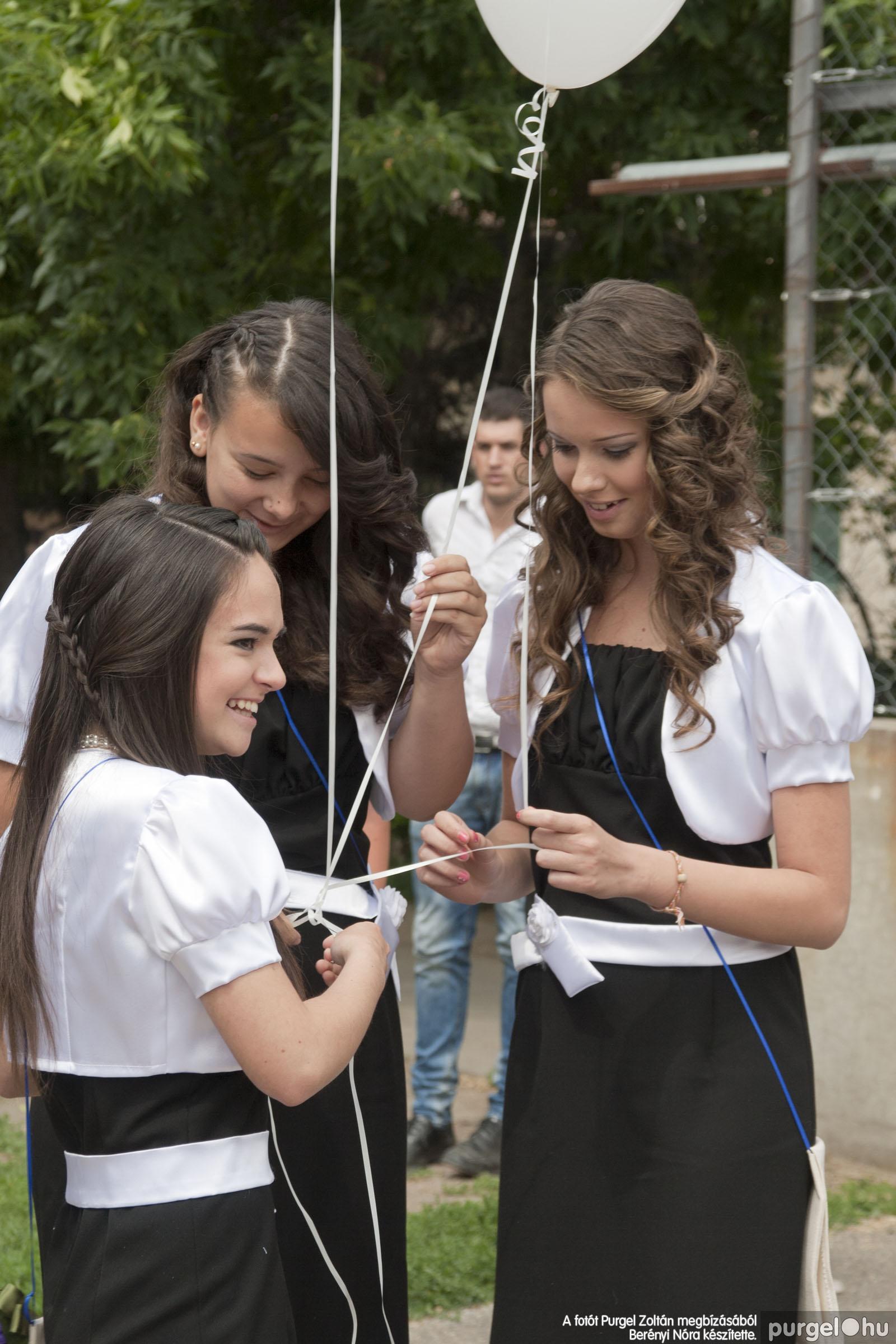 2014.06.14. 343 Forray Máté Általános Iskola ballagás 2014. - Fotó:BERÉNYI NÓRA© _MG_6078