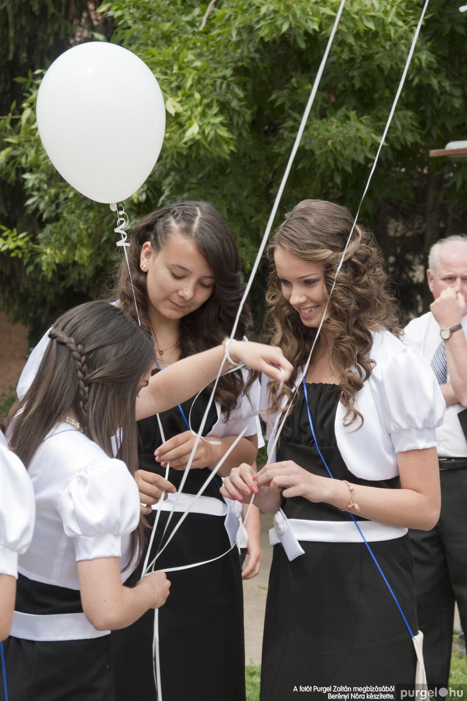 2014.06.14. 340 Forray Máté Általános Iskola ballagás 2014. - Fotó:BERÉNYI NÓRA© _MG_6074