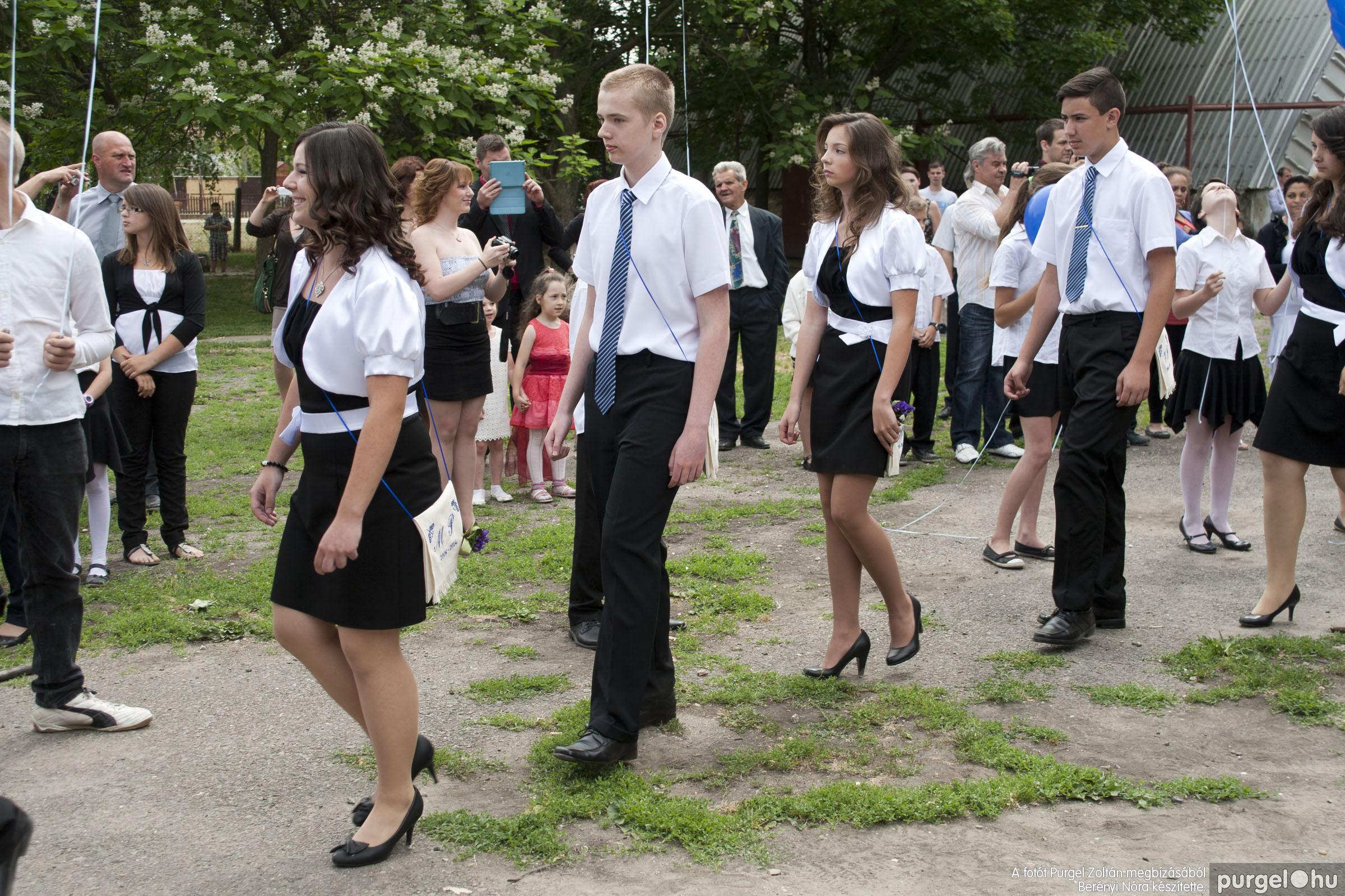 2014.06.14. 333 Forray Máté Általános Iskola ballagás 2014. - Fotó:BERÉNYI NÓRA© _MG_6066