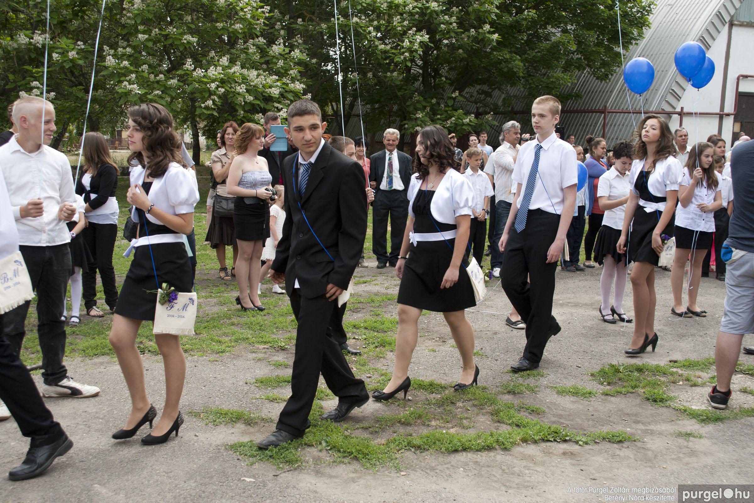 2014.06.14. 332 Forray Máté Általános Iskola ballagás 2014. - Fotó:BERÉNYI NÓRA© _MG_6065