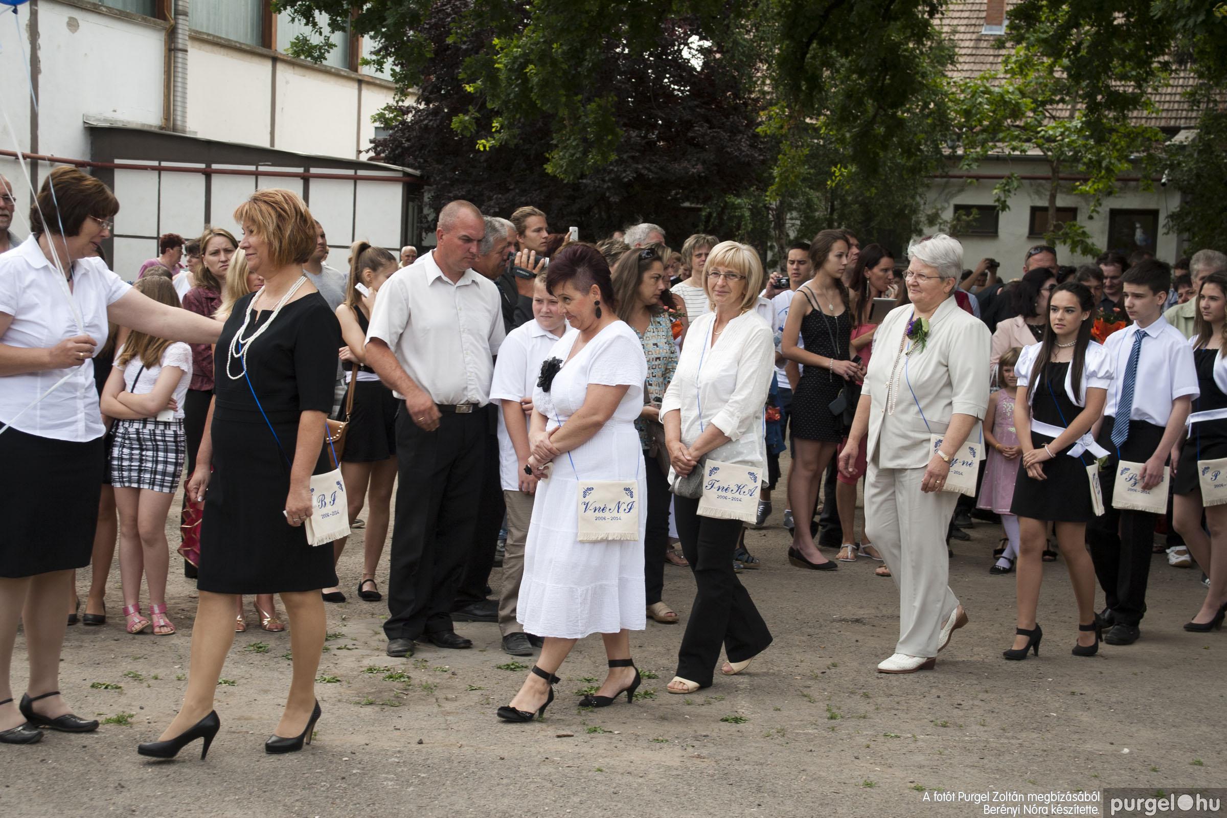 2014.06.14. 329 Forray Máté Általános Iskola ballagás 2014. - Fotó:BERÉNYI NÓRA© _MG_6061