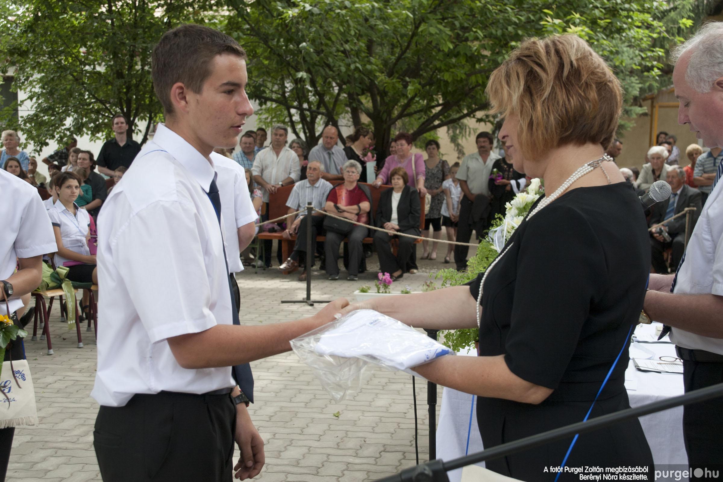 2014.06.14. 320 Forray Máté Általános Iskola ballagás 2014. - Fotó:BERÉNYI NÓRA© _MG_6048