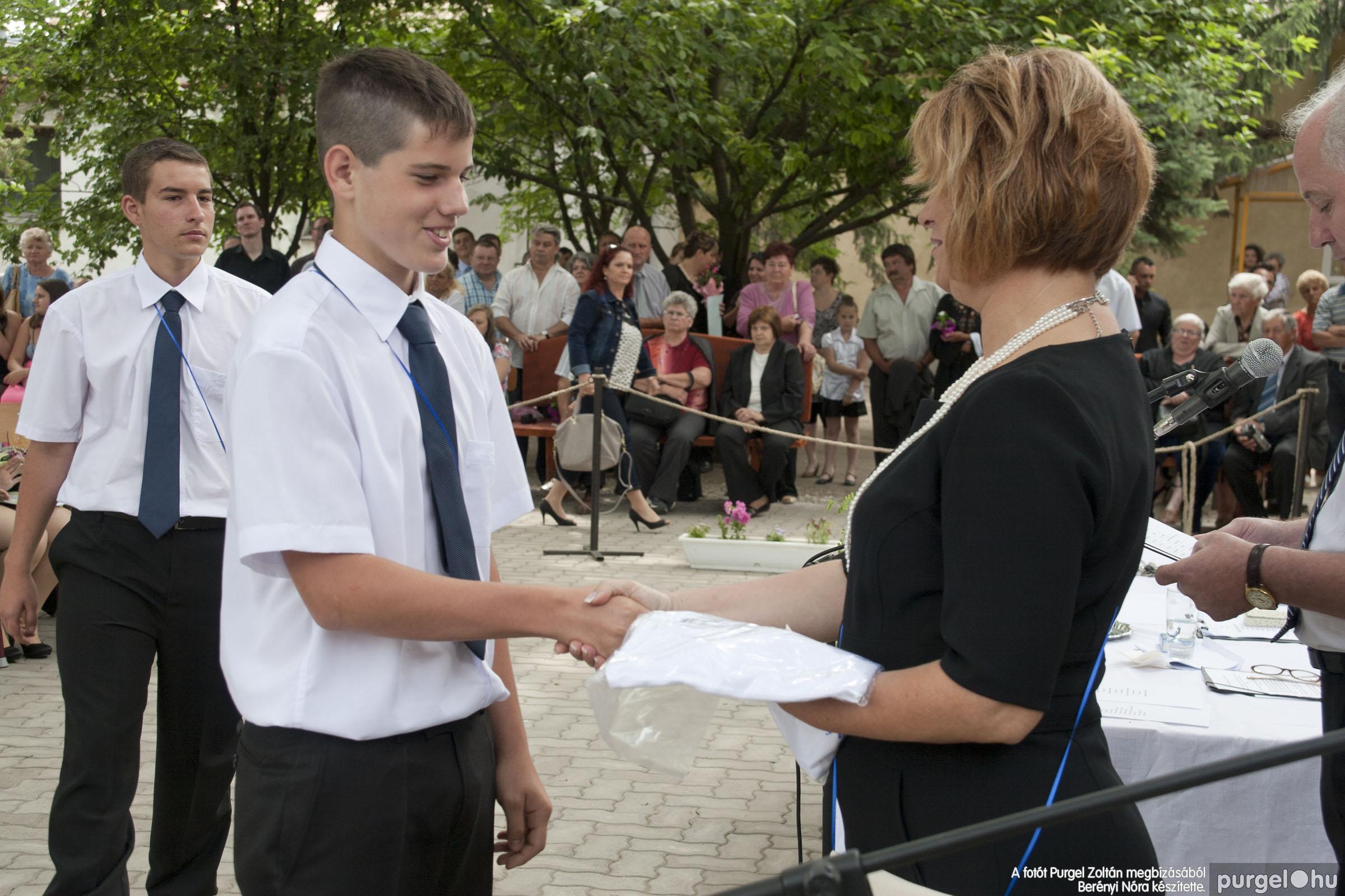 2014.06.14. 319 Forray Máté Általános Iskola ballagás 2014. - Fotó:BERÉNYI NÓRA© _MG_6047