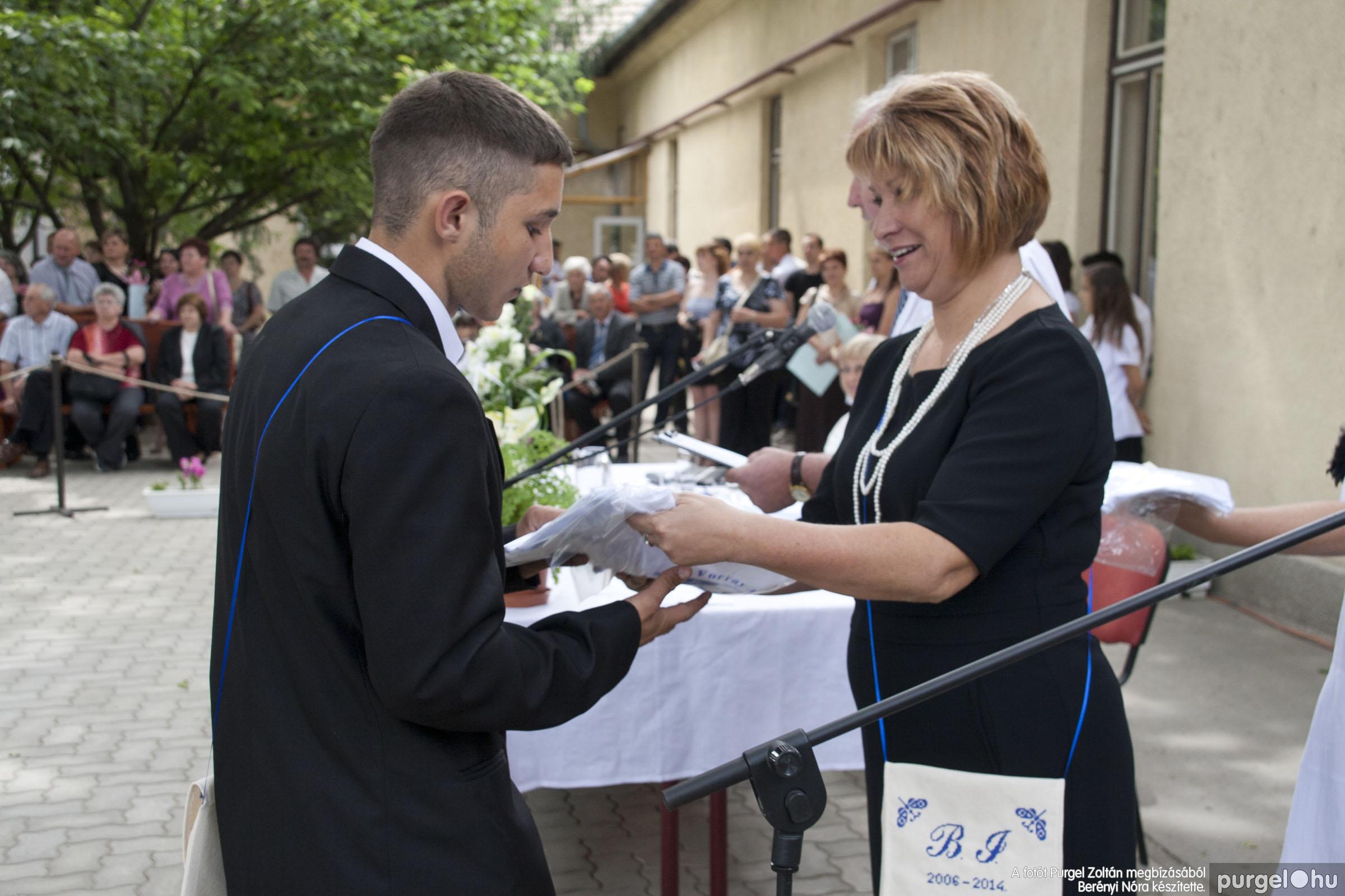 2014.06.14. 314 Forray Máté Általános Iskola ballagás 2014. - Fotó:BERÉNYI NÓRA© _MG_6042