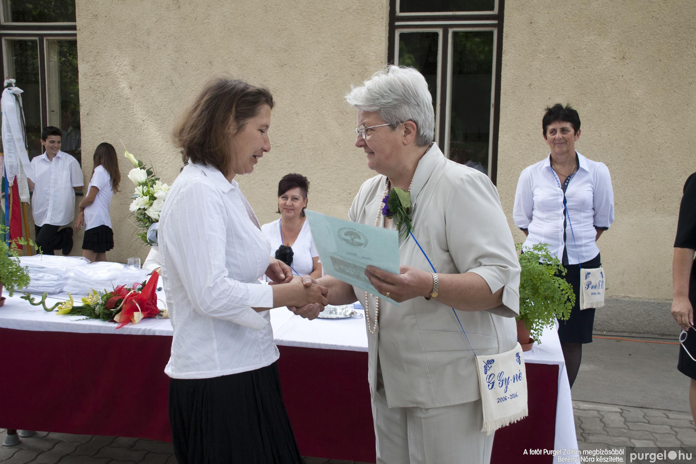 2014.06.14. 302 Forray Máté Általános Iskola ballagás 2014. - Fotó:BERÉNYI NÓRA© _MG_6025