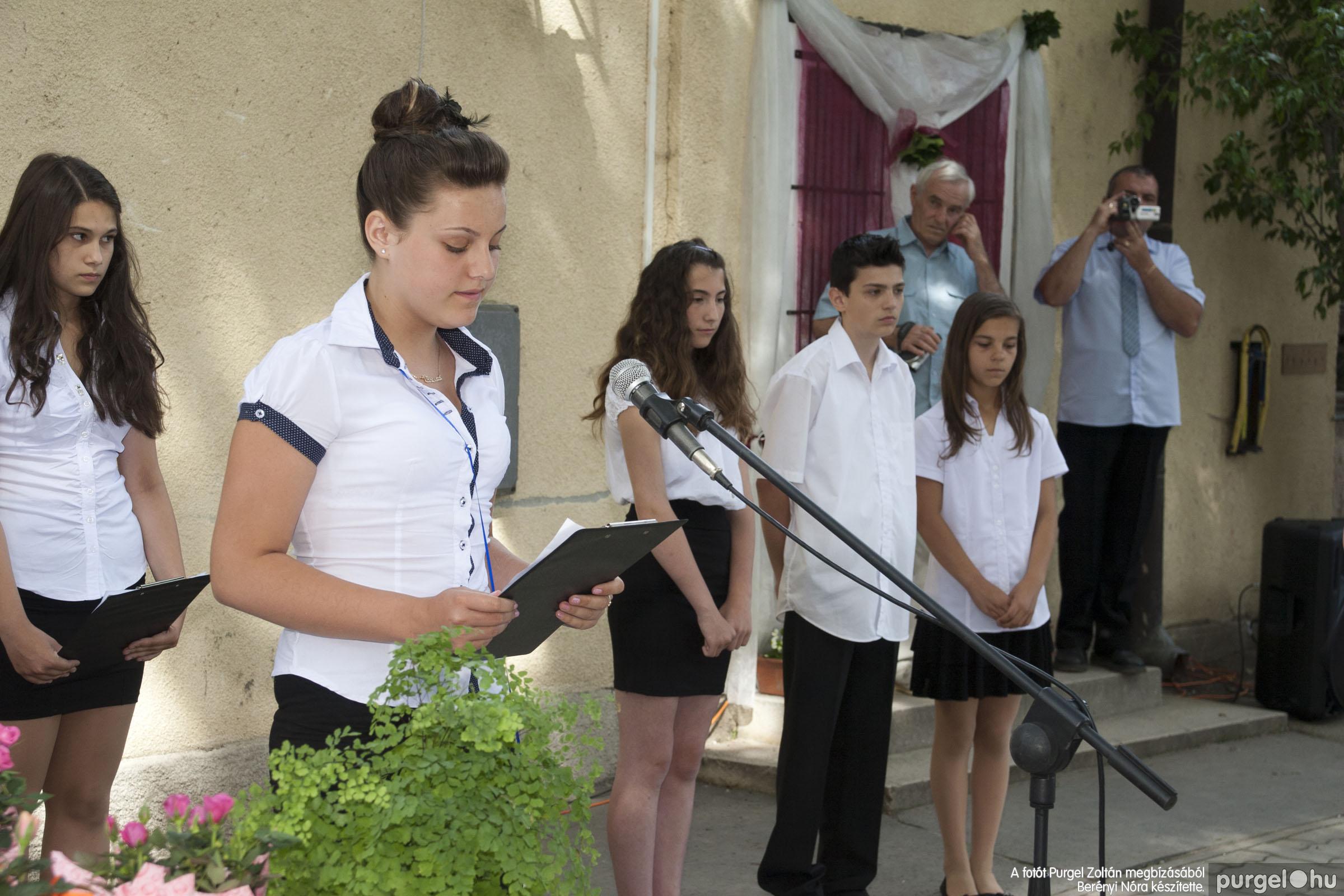 2014.06.14. 172 Forray Máté Általános Iskola ballagás 2014. - Fotó:BERÉNYI NÓRA© _MG_5791.jpg