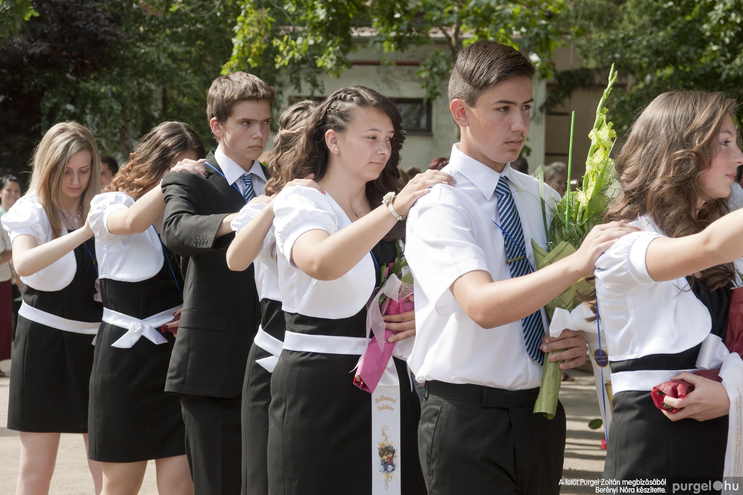 2014.06.14. 113 Forray Máté Általános Iskola ballagás 2014. - Fotó:BERÉNYI NÓRA© _MG_5689.jpg