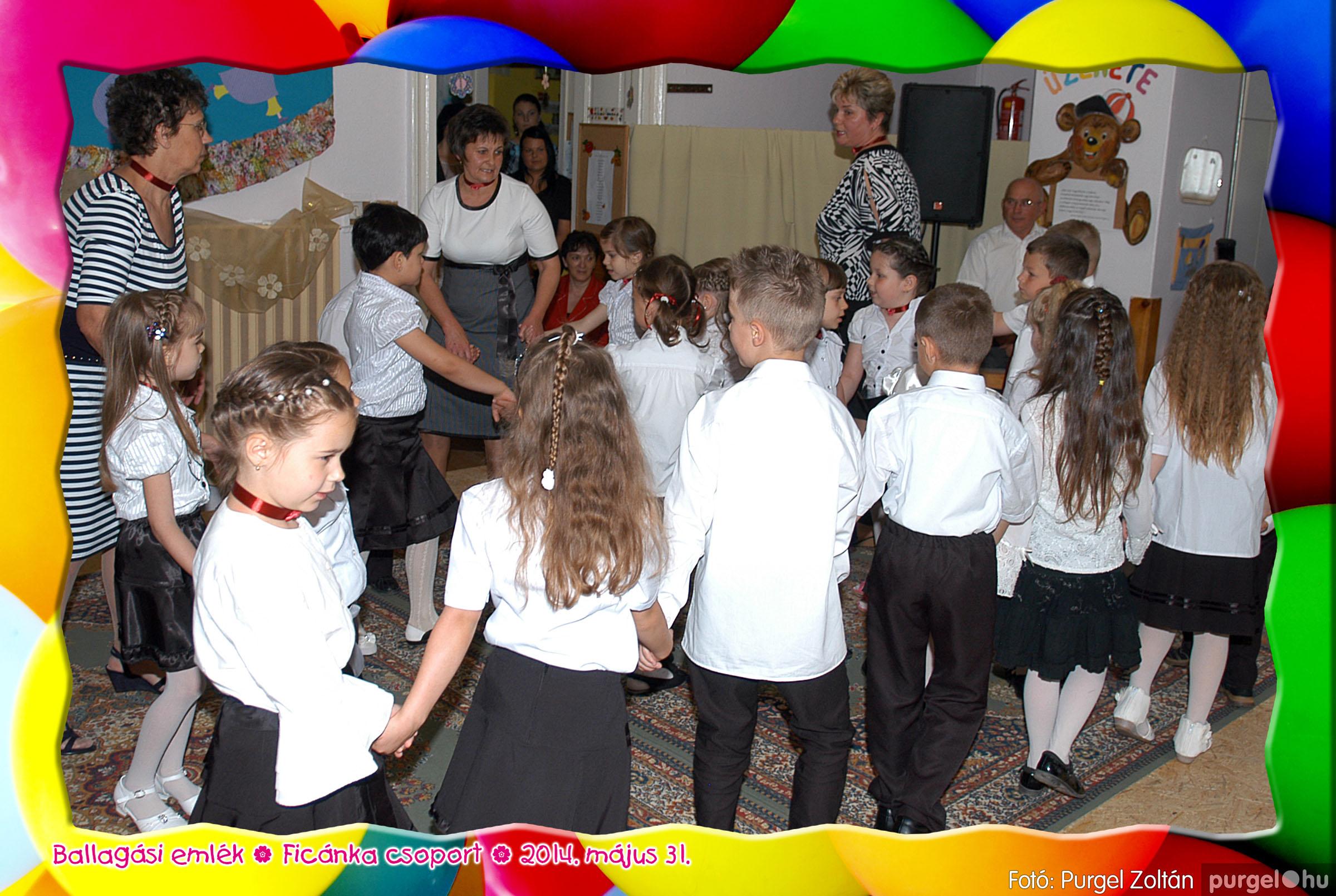 2014.05.31. 170 Kurca-parti Óvoda évzáró 2014. - Ficánka csoport - Fotó:PURGEL ZOLTÁN© 226.jpg
