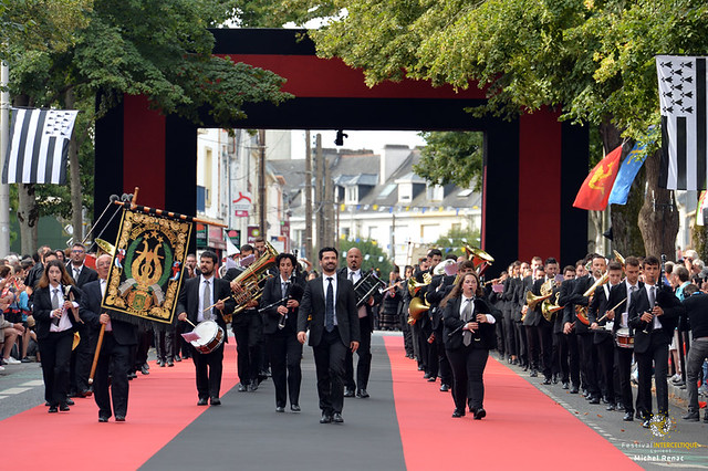 Grande Parade des Nations Celtes 2019