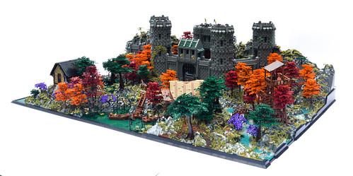 Stormholme Castle