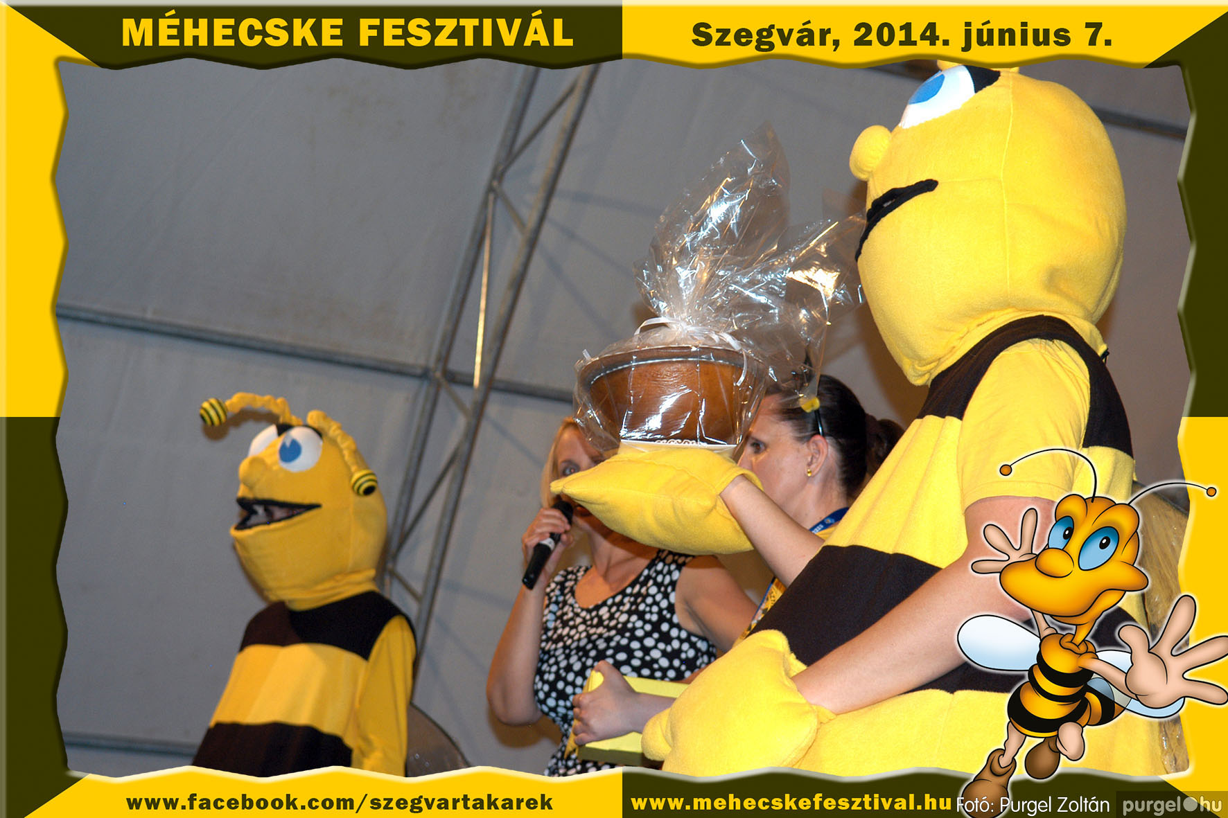 2014.06.07. 451 Szegvár és Vidéke Takarékszövetkezet - Méhecske Fesztivál 2014. - Fotó:PURGEL ZOLTÁN© 452.jpg