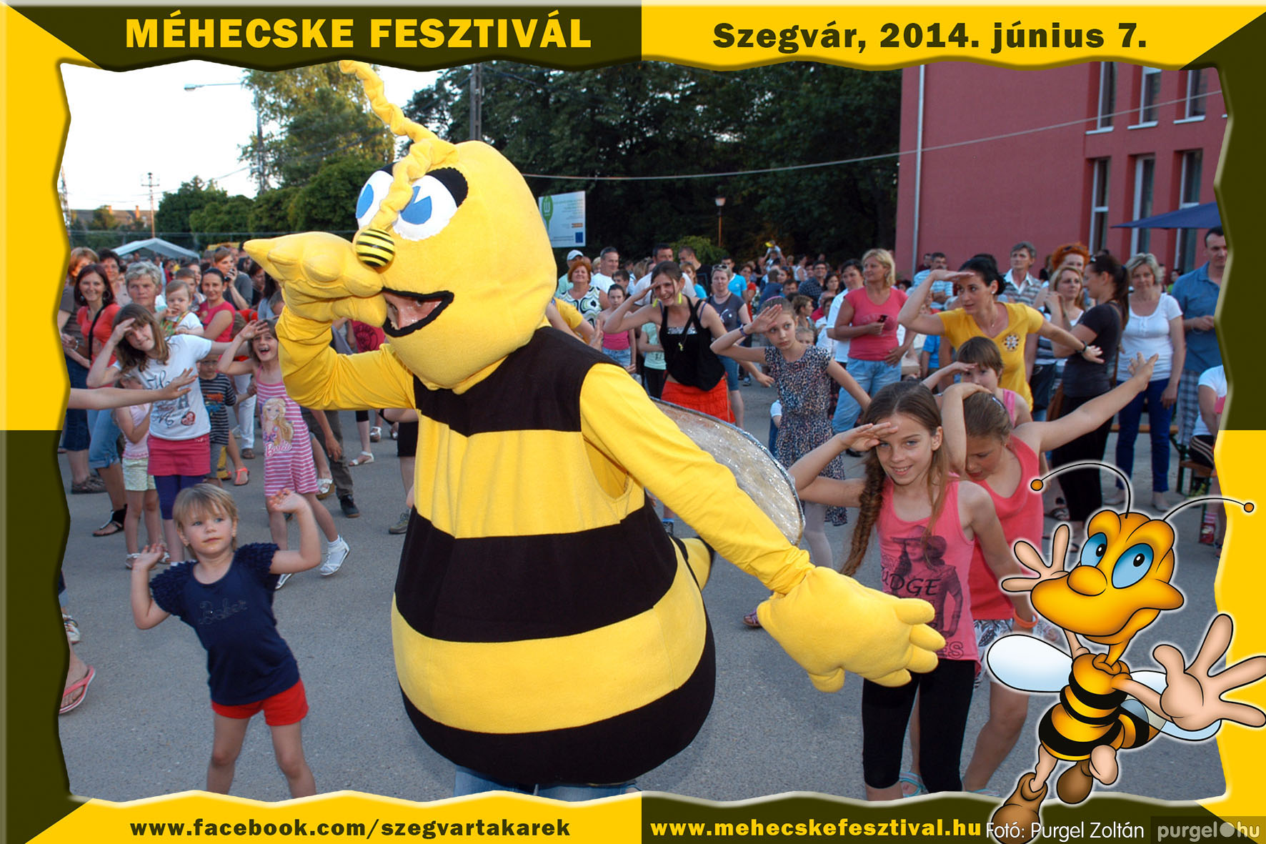 2014.06.07. 401 Szegvár és Vidéke Takarékszövetkezet - Méhecske Fesztivál 2014. - Fotó:PURGEL ZOLTÁN© 402.jpg