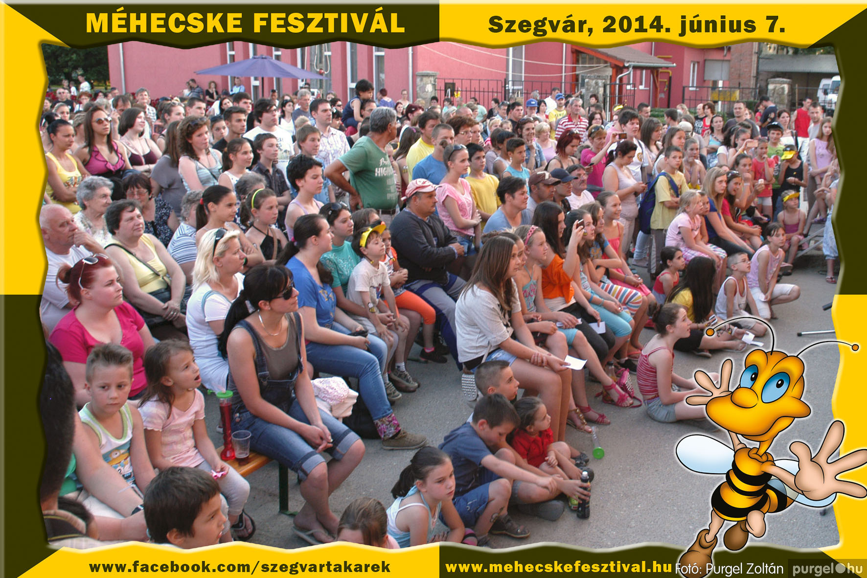 2014.06.07. 382 Szegvár és Vidéke Takarékszövetkezet - Méhecske Fesztivál 2014. - Fotó:PURGEL ZOLTÁN© 383.jpg