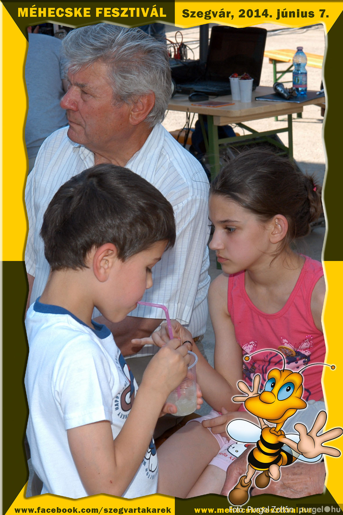 2014.06.07. 101 Szegvár és Vidéke Takarékszövetkezet - Méhecske Fesztivál 2014. - Fotó:PURGEL ZOLTÁN© 102.jpg