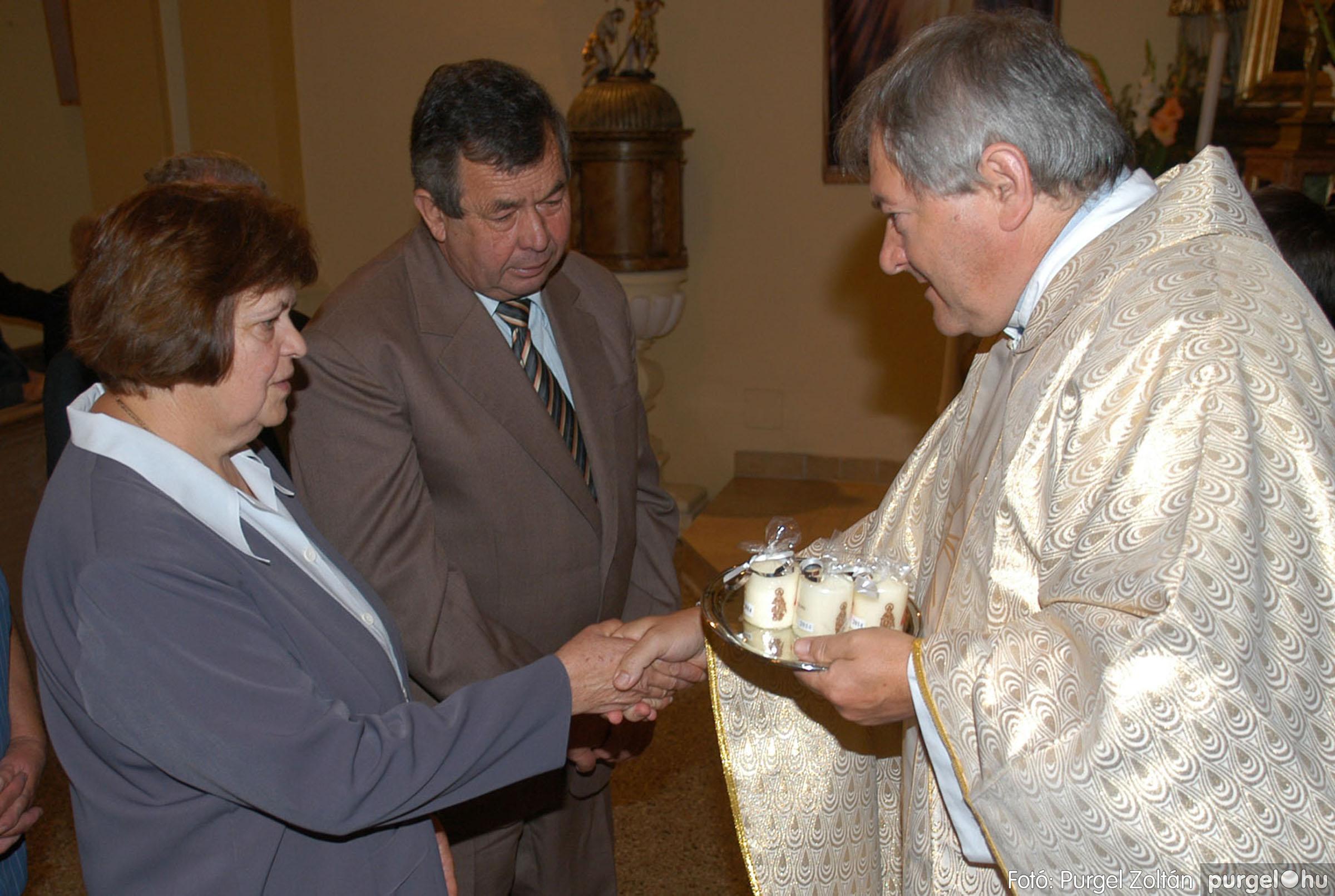 2014.09.21. 037 Kisboldogasszony Templom házassági évfordulók - Fotó:PURGEL ZOLTÁN© DSC_0590q.jpg