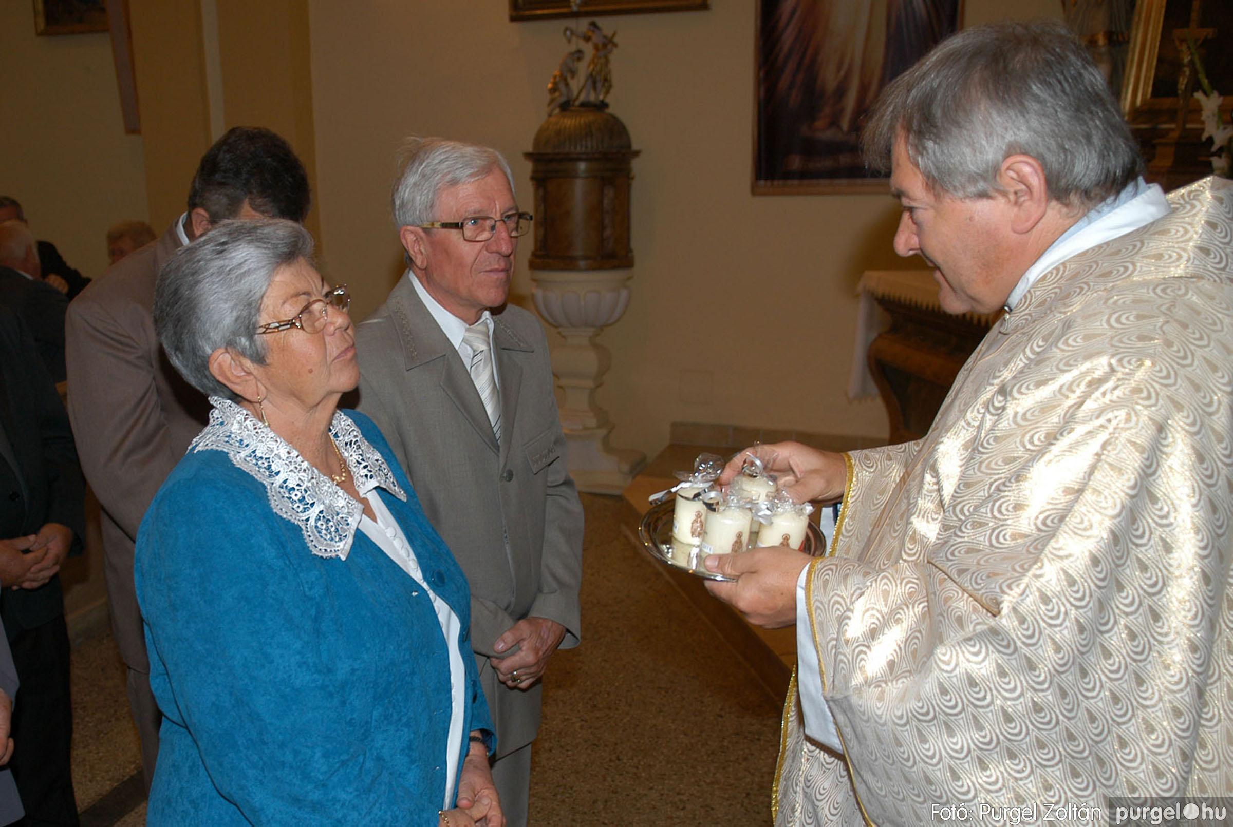 2014.09.21. 034 Kisboldogasszony Templom házassági évfordulók - Fotó:PURGEL ZOLTÁN© DSC_0586q.jpg