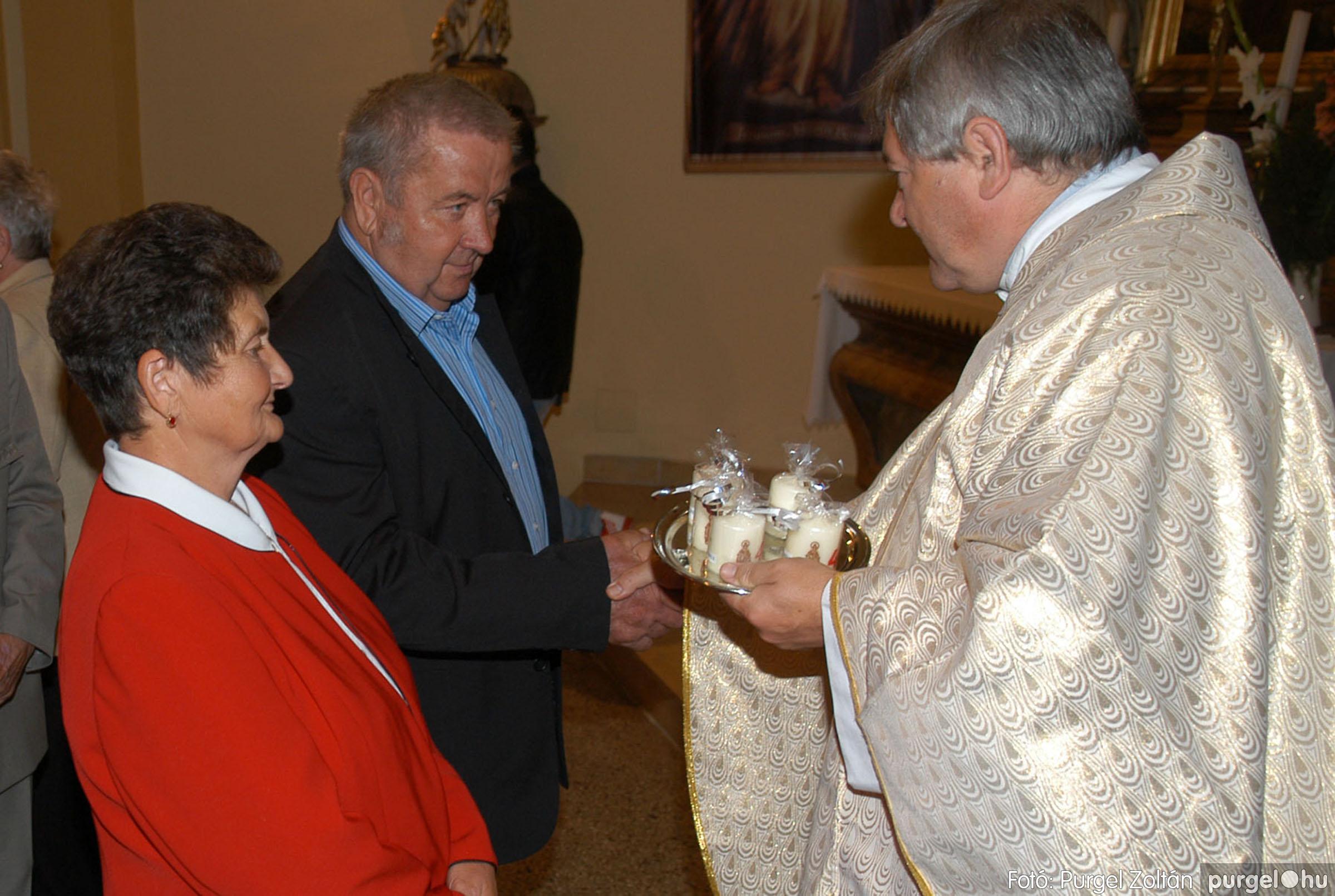 2014.09.21. 032 Kisboldogasszony Templom házassági évfordulók - Fotó:PURGEL ZOLTÁN© DSC_0582q.jpg