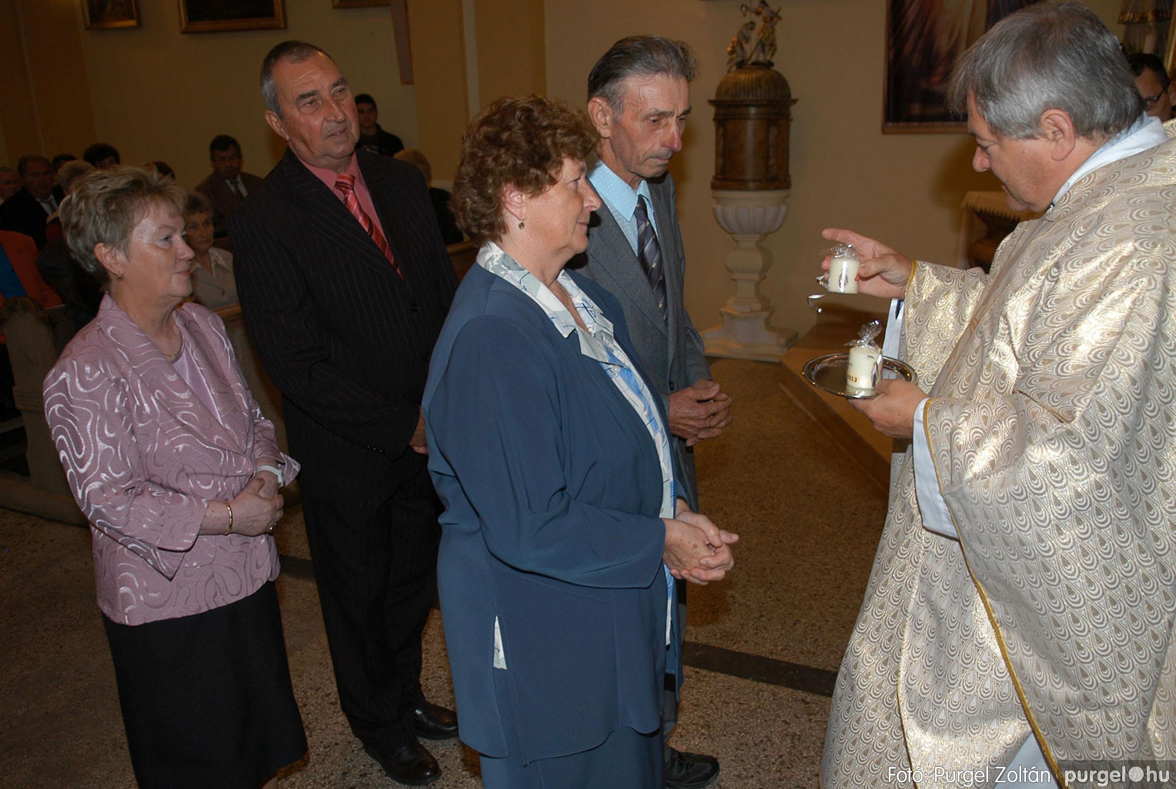 2014.09.21. 025 Kisboldogasszony Templom házassági évfordulók - Fotó:PURGEL ZOLTÁN© DSC_0573q.jpg