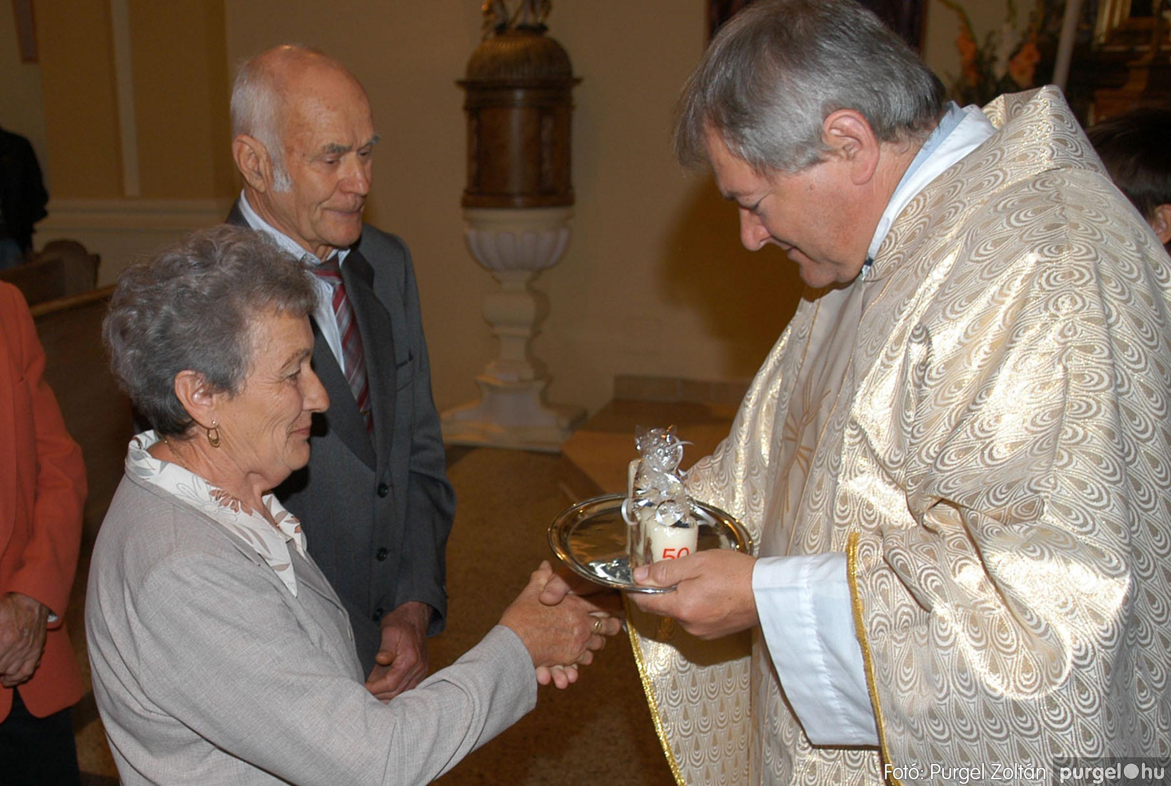 2014.09.21. 015 Kisboldogasszony Templom házassági évfordulók - Fotó:PURGEL ZOLTÁN© DSC_0560q.jpg