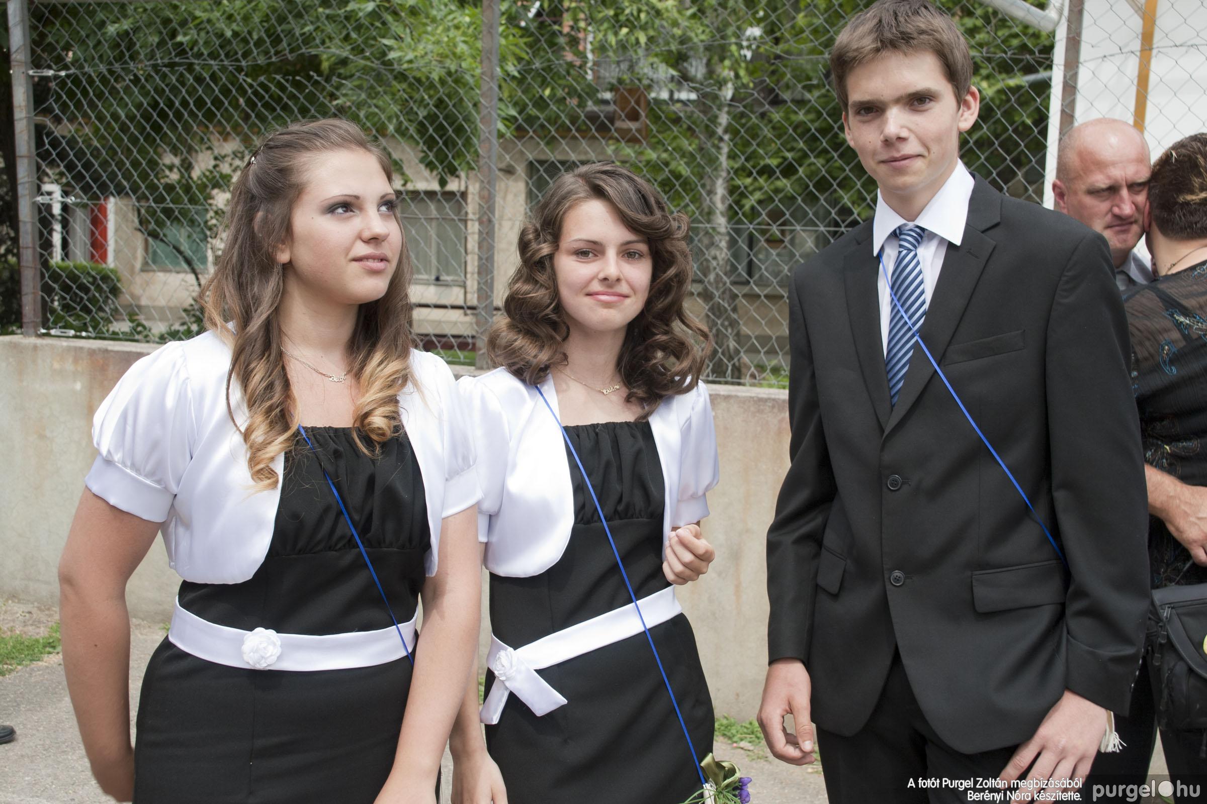 2014.06.14. 356 Forray Máté Általános Iskola ballagás 2014. - Fotó:BERÉNYI NÓRA© _MG_6098
