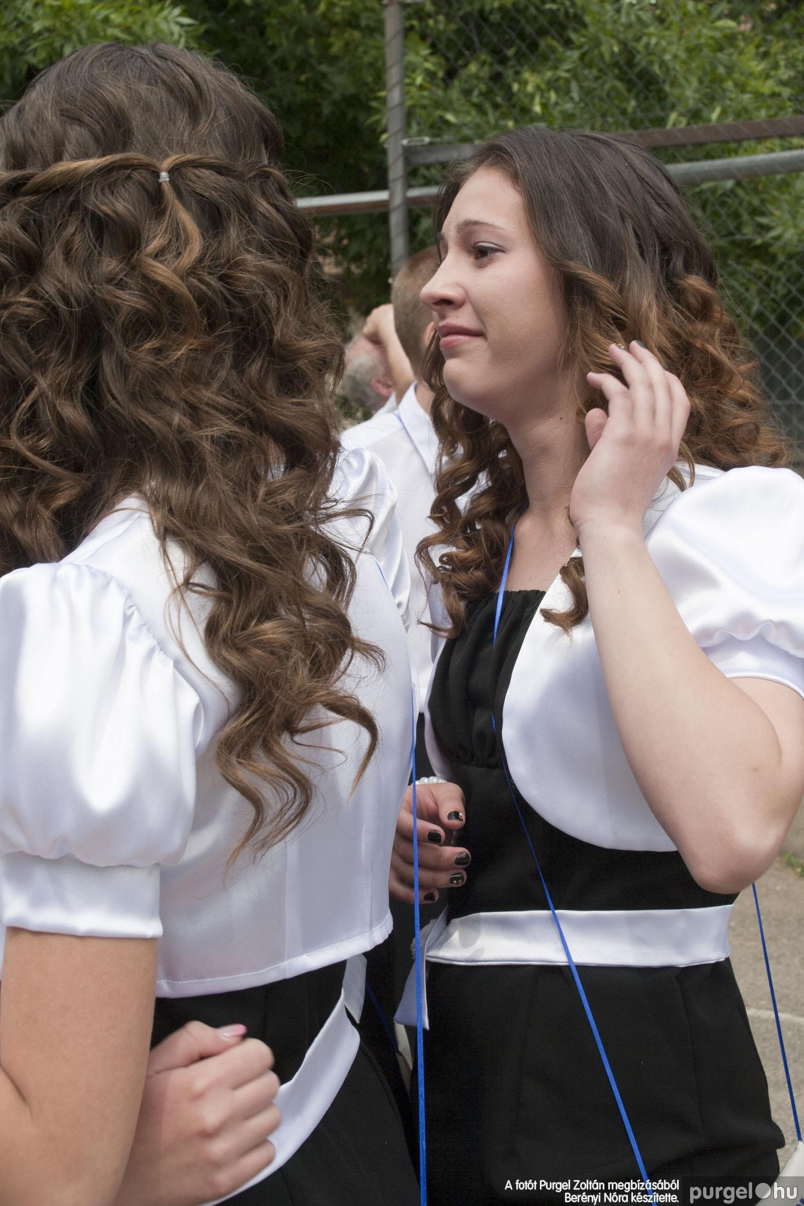 2014.06.14. 352 Forray Máté Általános Iskola ballagás 2014. - Fotó:BERÉNYI NÓRA© _MG_6093