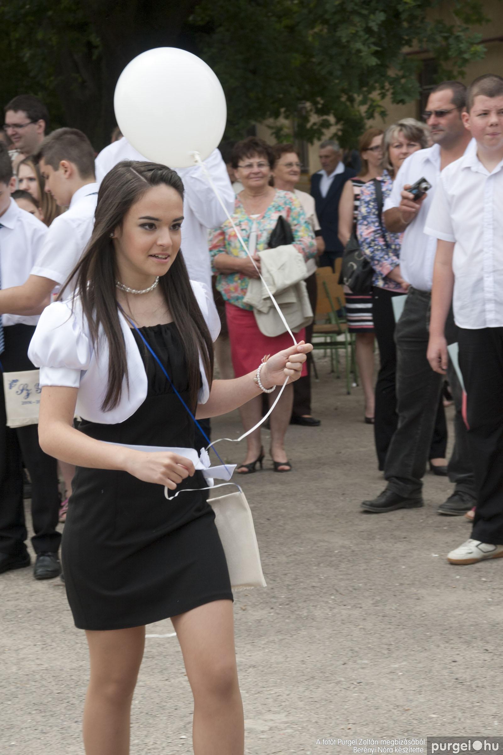 2014.06.14. 337 Forray Máté Általános Iskola ballagás 2014. - Fotó:BERÉNYI NÓRA© _MG_6070