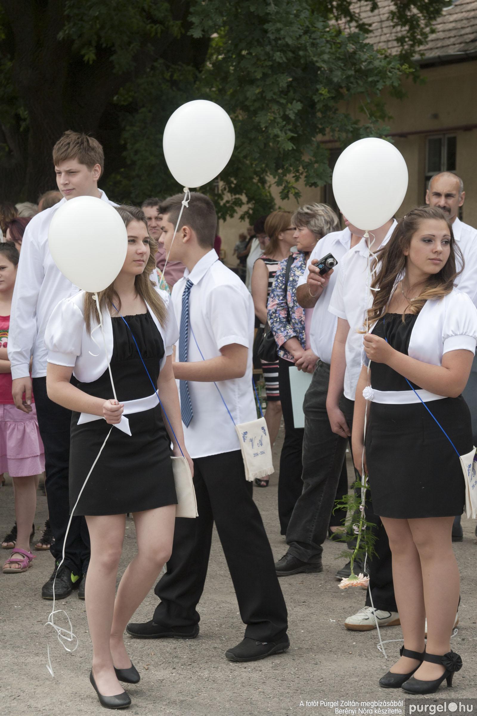 2014.06.14. 336 Forray Máté Általános Iskola ballagás 2014. - Fotó:BERÉNYI NÓRA© _MG_6069