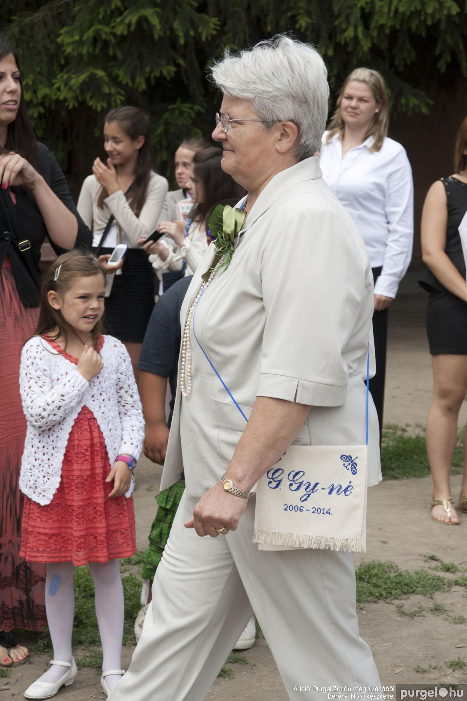 2014.06.14. 334 Forray Máté Általános Iskola ballagás 2014. - Fotó:BERÉNYI NÓRA© _MG_6067