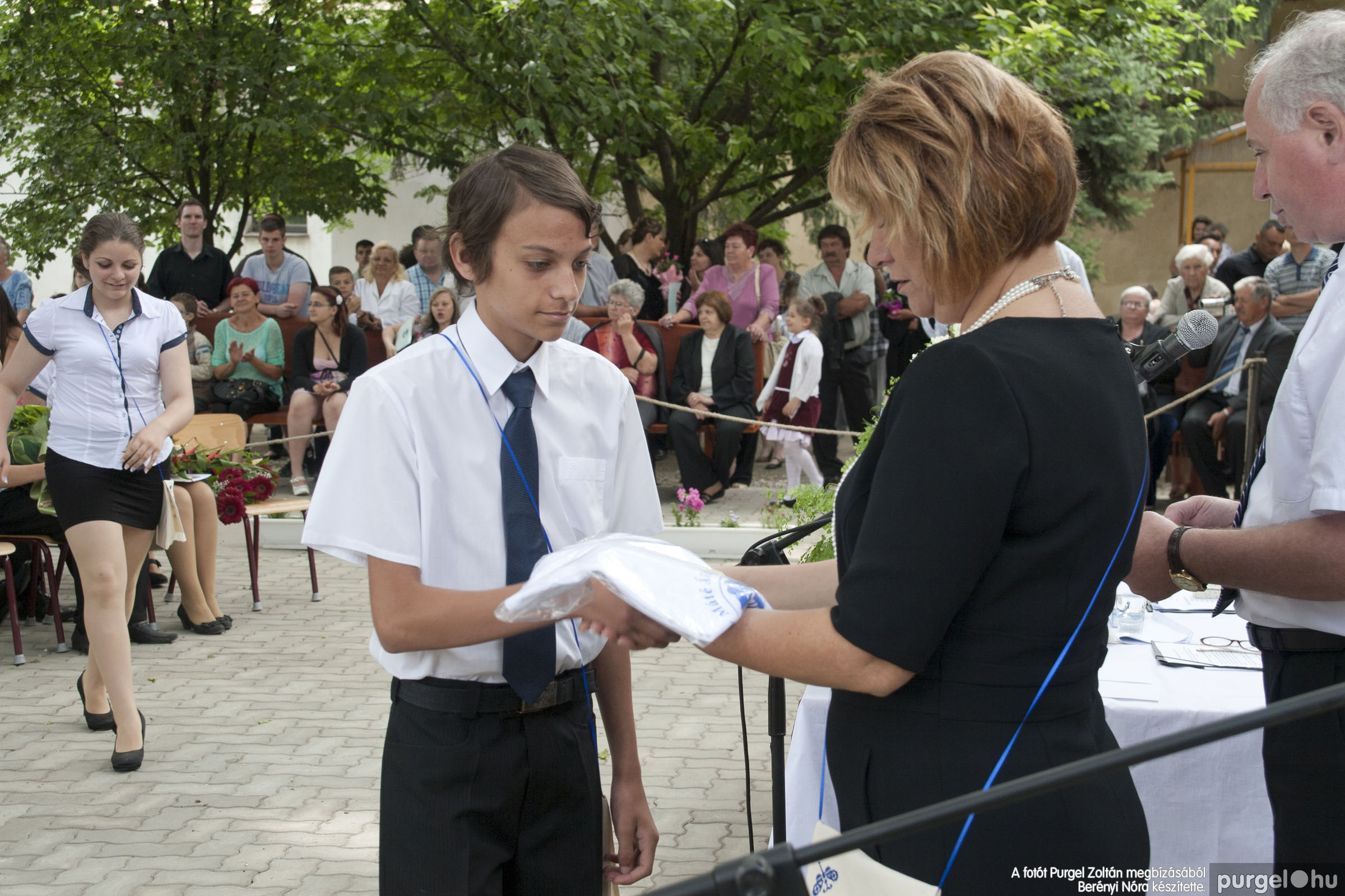 2014.06.14. 325 Forray Máté Általános Iskola ballagás 2014. - Fotó:BERÉNYI NÓRA© _MG_6053