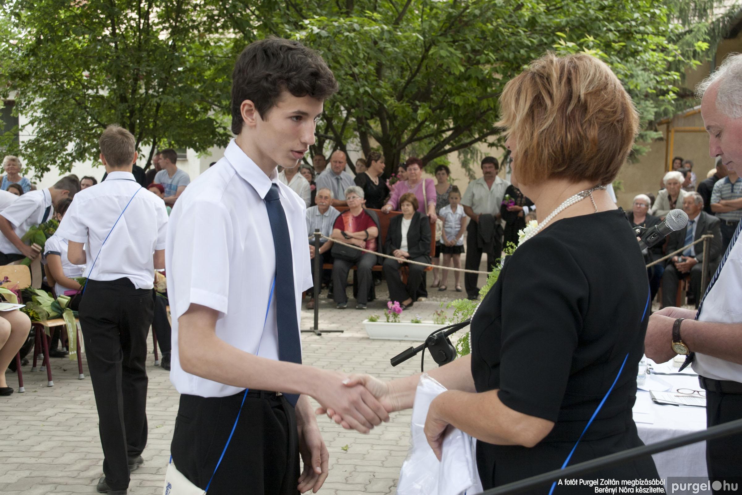 2014.06.14. 322 Forray Máté Általános Iskola ballagás 2014. - Fotó:BERÉNYI NÓRA© _MG_6050