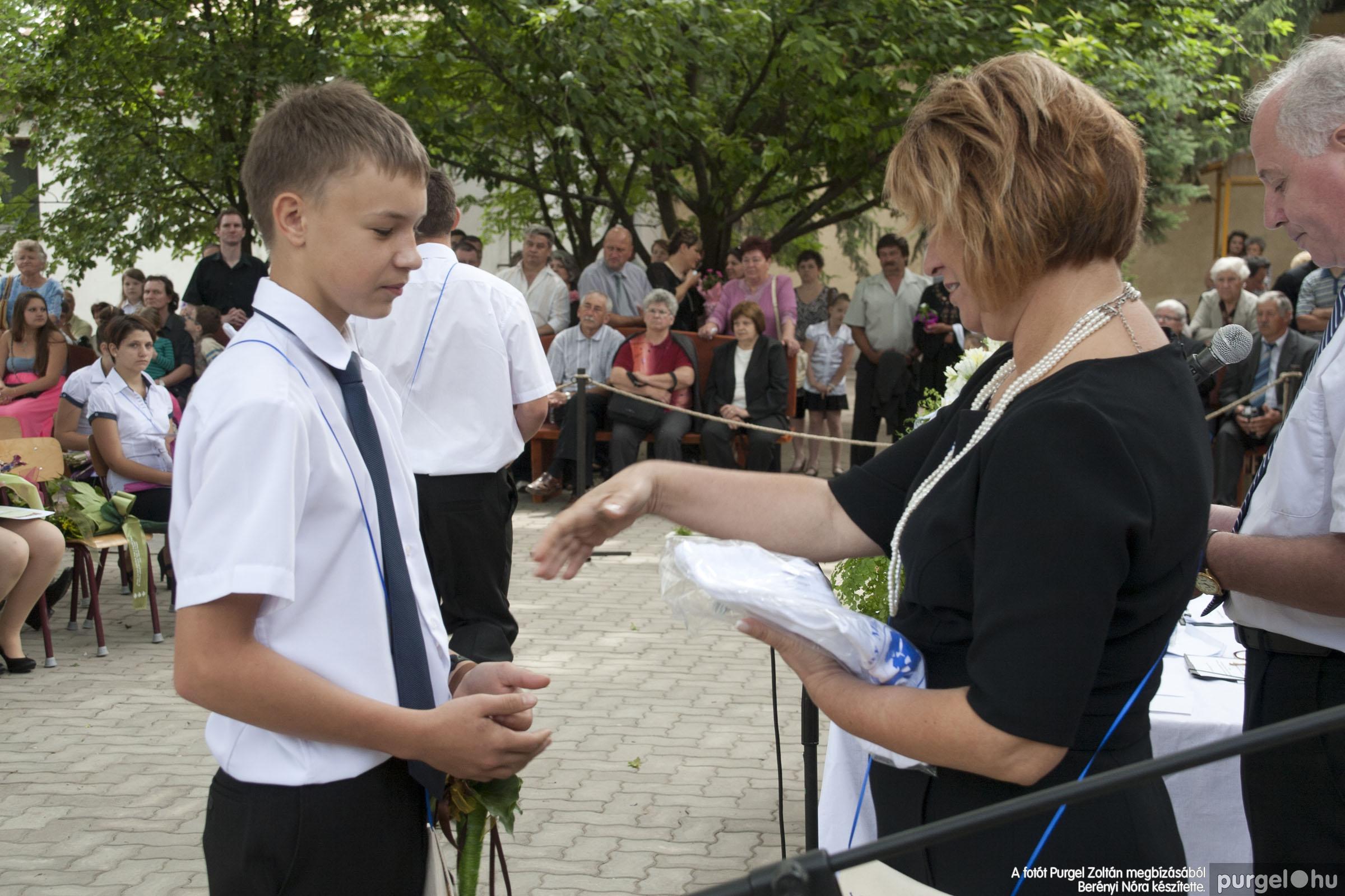 2014.06.14. 321 Forray Máté Általános Iskola ballagás 2014. - Fotó:BERÉNYI NÓRA© _MG_6049