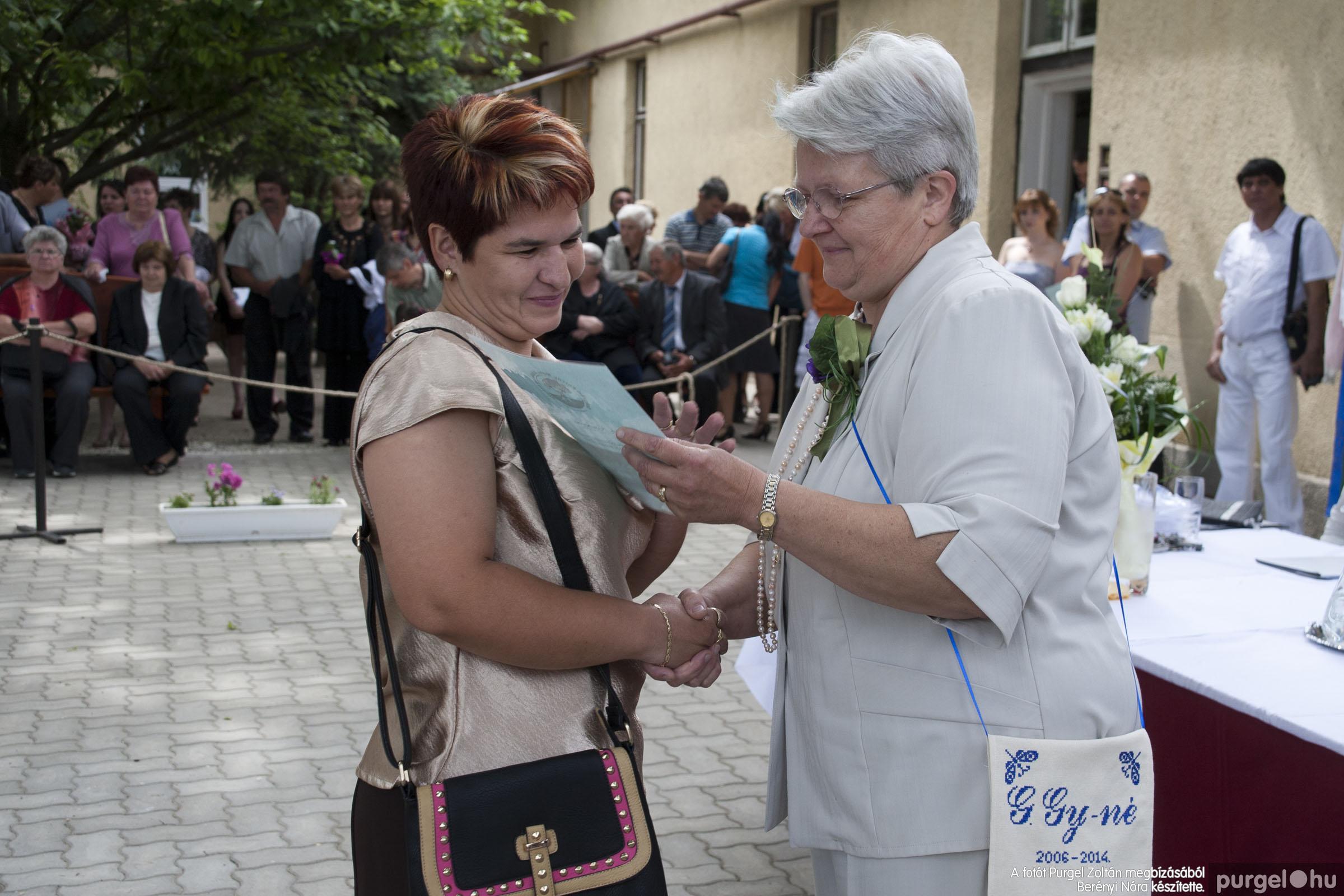 2014.06.14. 304 Forray Máté Általános Iskola ballagás 2014. - Fotó:BERÉNYI NÓRA© _MG_6029