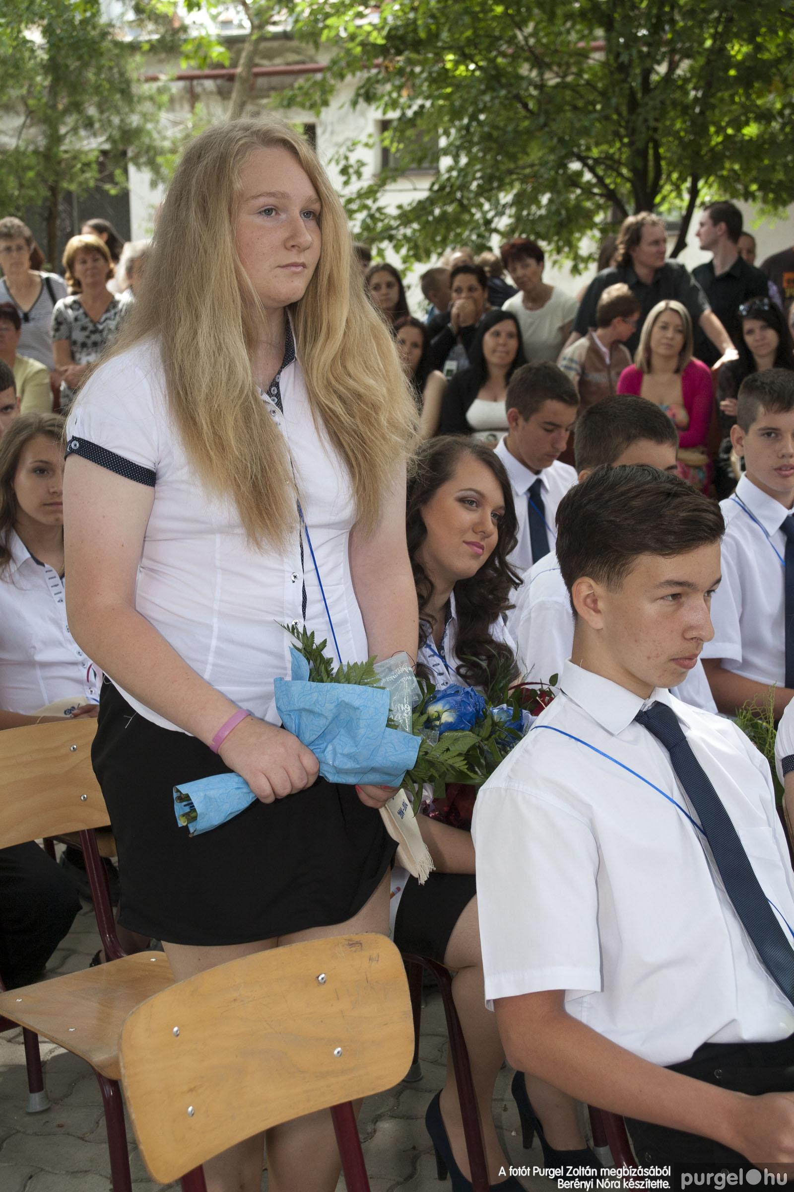 2014.06.14. 220 Forray Máté Általános Iskola ballagás 2014. - Fotó:BERÉNYI NÓRA© _MG_5870.jpg