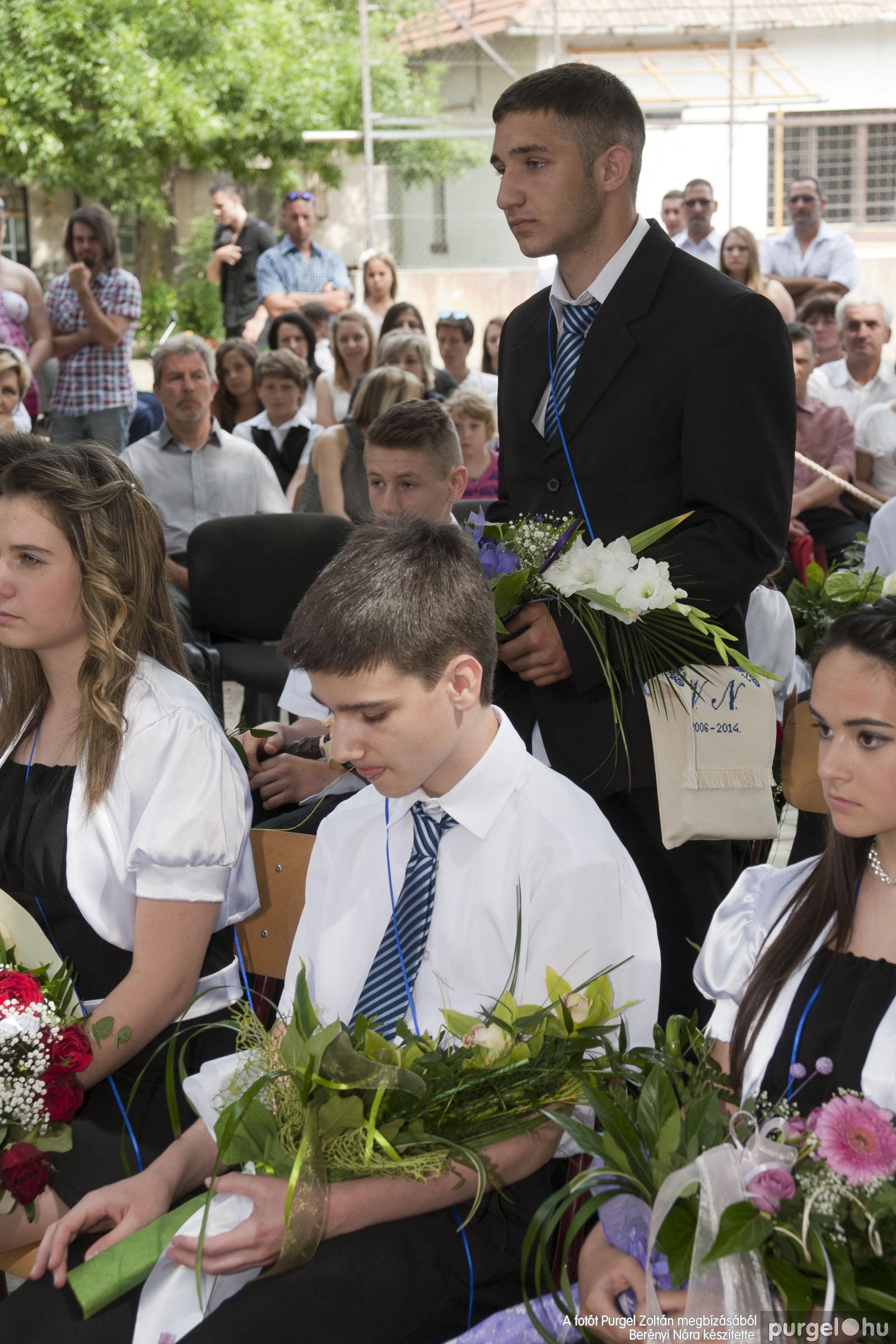 2014.06.14. 213 Forray Máté Általános Iskola ballagás 2014. - Fotó:BERÉNYI NÓRA© _MG_5859.jpg