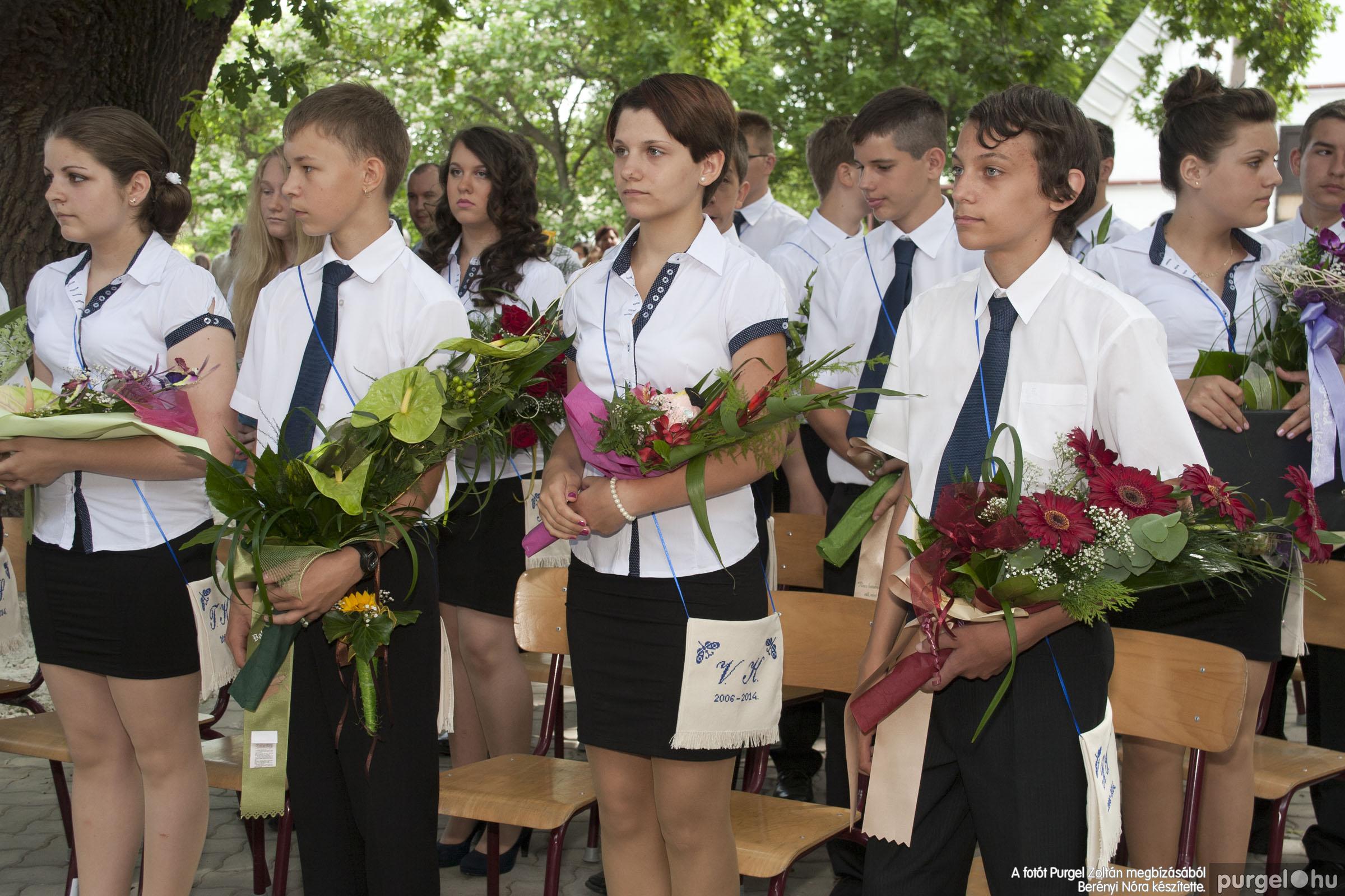 2014.06.14. 140 Forray Máté Általános Iskola ballagás 2014. - Fotó:BERÉNYI NÓRA© _MG_5745.jpg