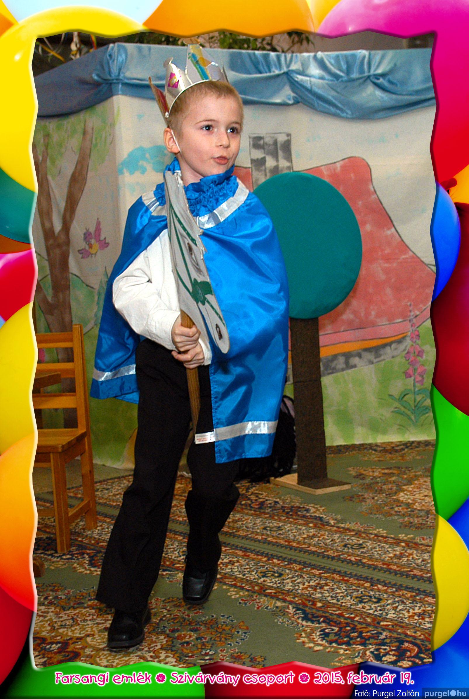 2015.02.19. 181 Kurca-parti Óvoda farsang 2015. - Szivárvány csoport - Fotó:PURGEL ZOLTÁN© 620.jpg